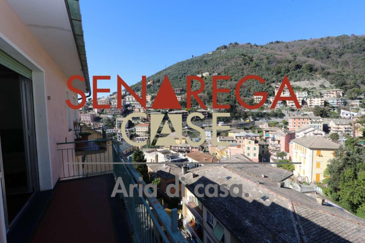 Appartamento in vendita a Sori, 4 locali, prezzo € 195.000 | CambioCasa.it