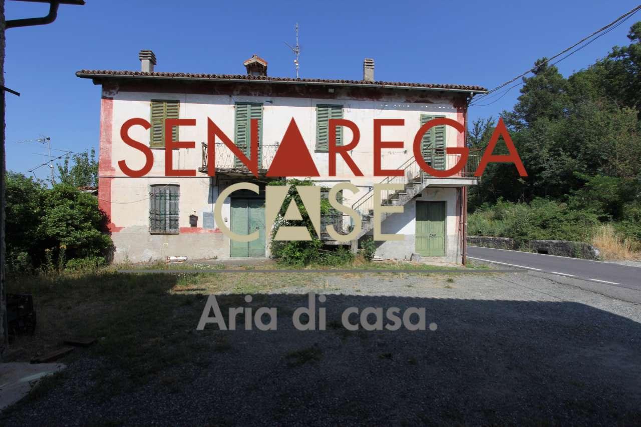 Soluzione Indipendente in vendita a Mornese, 10 locali, prezzo € 48.000   CambioCasa.it