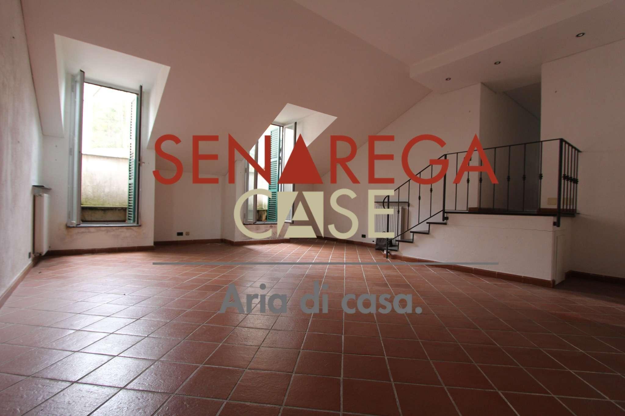 Appartamento in vendita a Voltaggio, 4 locali, prezzo € 109.000   CambioCasa.it