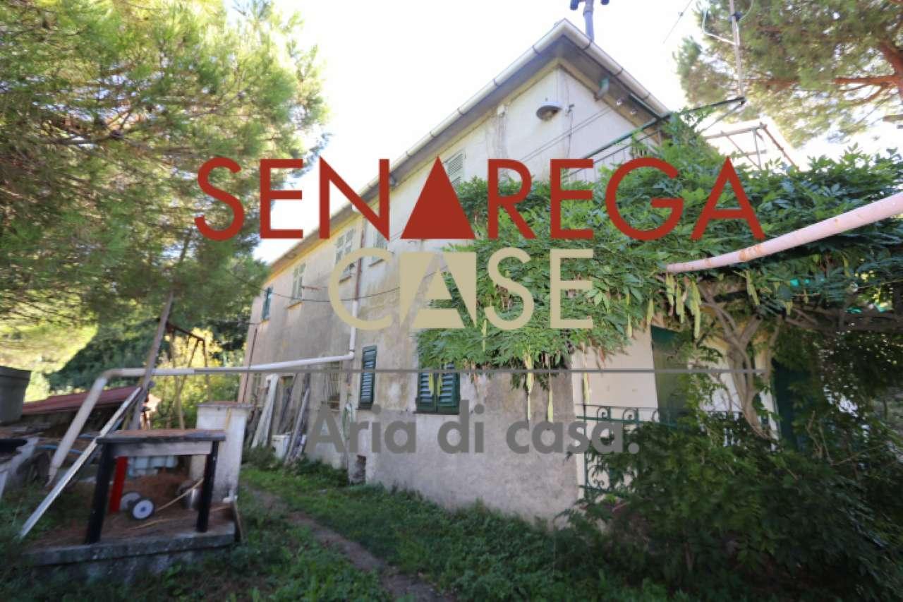 Soluzione Indipendente in vendita a Sant'Olcese, 15 locali, prezzo € 195.000 | CambioCasa.it
