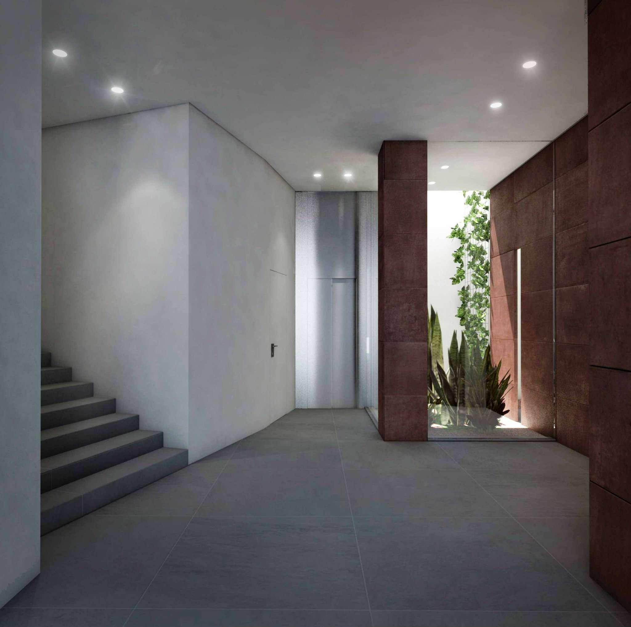 ZONA CROCETTA -  Affittasi In stabile nuovo - appartamento arredato. uso transitorio  Aziendale