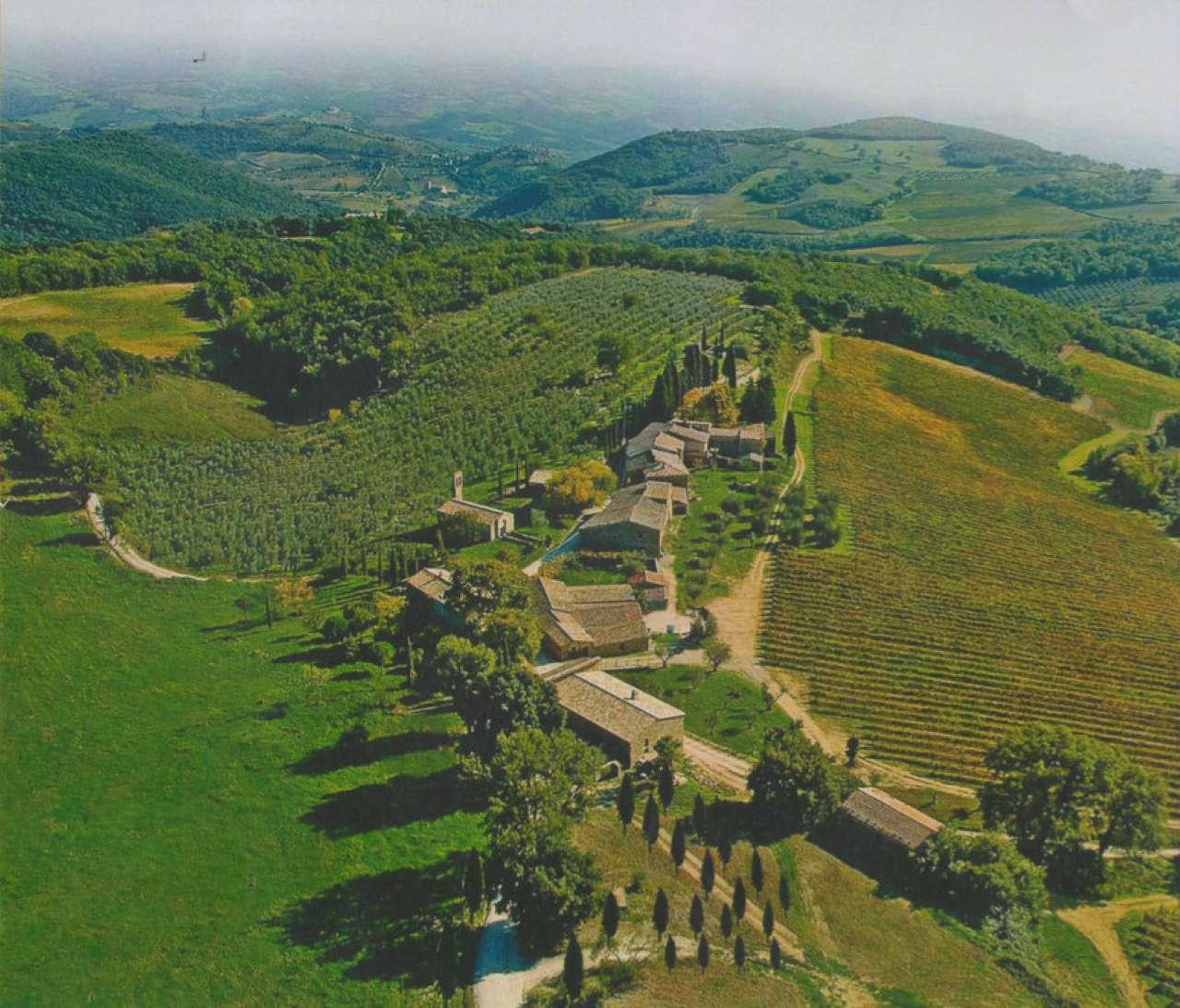 Splendido Borgo Medievale in Montalcino – Siena Rif. 5041002