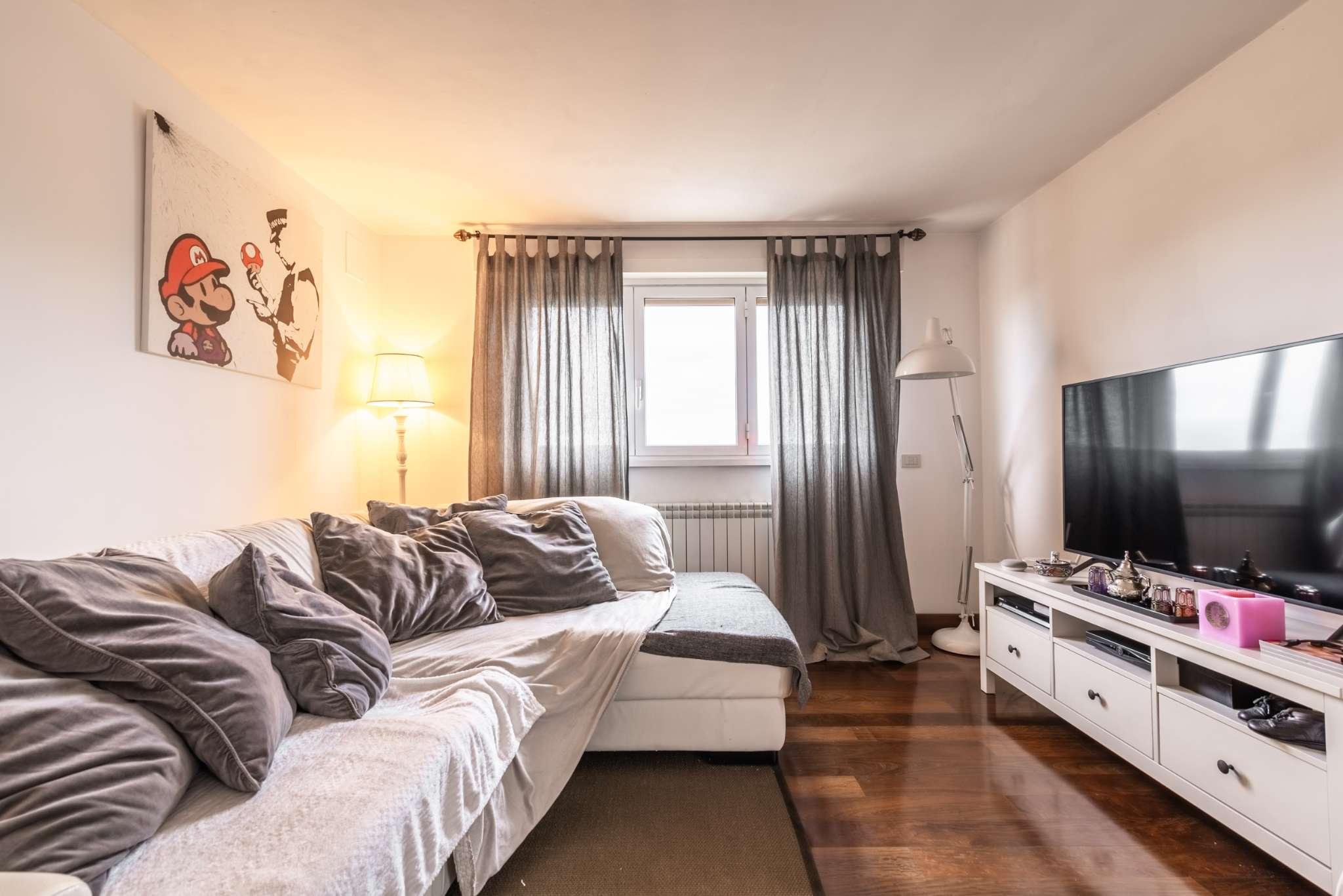 Attico / Mansarda in vendita a Roma, 4 locali, zona Zona: 28 . Torrevecchia - Pineta Sacchetti - Ottavia, prezzo € 245.000   CambioCasa.it
