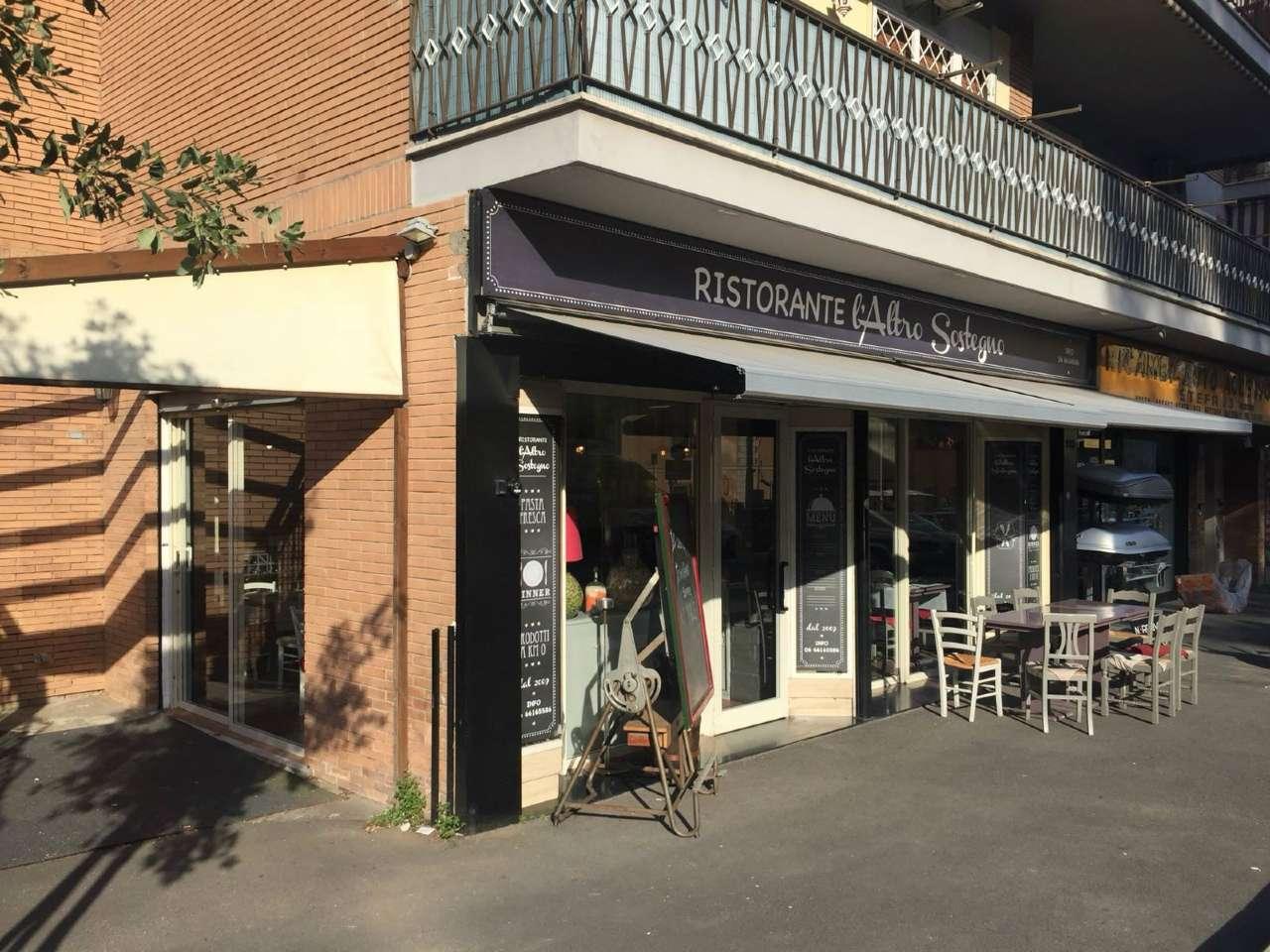 Ristorante / Pizzeria / Trattoria in vendita a Roma, 1 locali, zona Zona: 24 . Gianicolense - Colli Portuensi - Monteverde, prezzo € 99.000 | CambioCasa.it