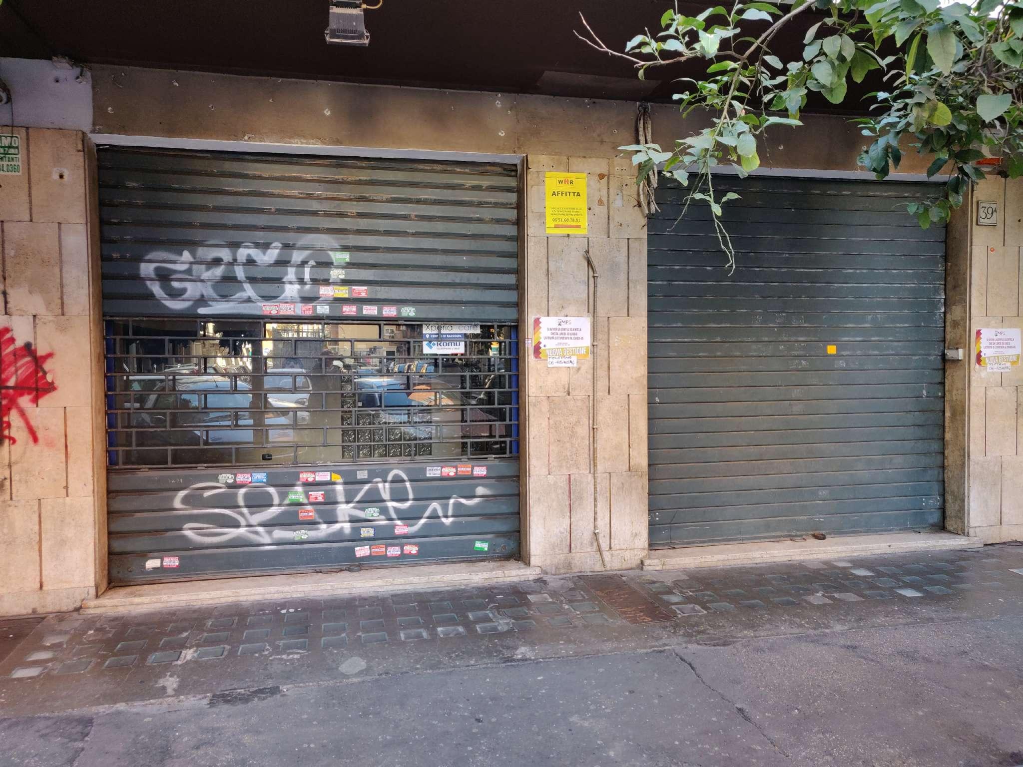 Negozio / Locale in affitto a Roma, 1 locali, zona Zona: 20 . Marconi - Ostiense, prezzo € 1.500 | CambioCasa.it