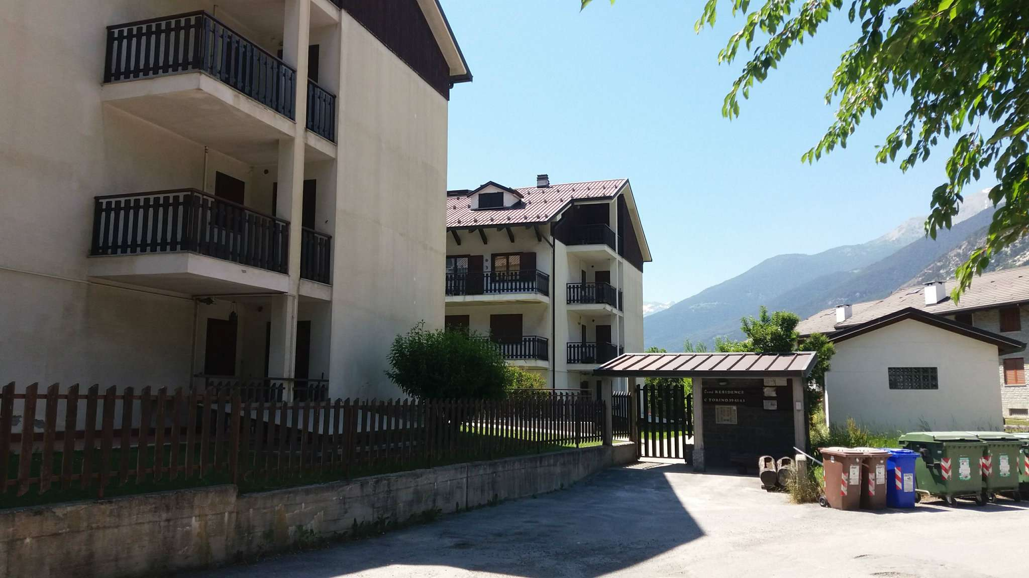 Appartamento in vendita a Oulx, 2 locali, prezzo € 120.000 | CambioCasa.it