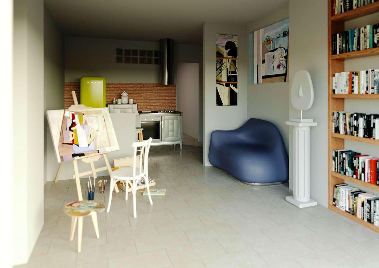 Loft / Openspace in vendita a Roma, 2 locali, zona Zona: 8 . Tiburtina, Colli Aniene, Pietrasanta, San Basilio, prezzo € 69.000 | CambioCasa.it