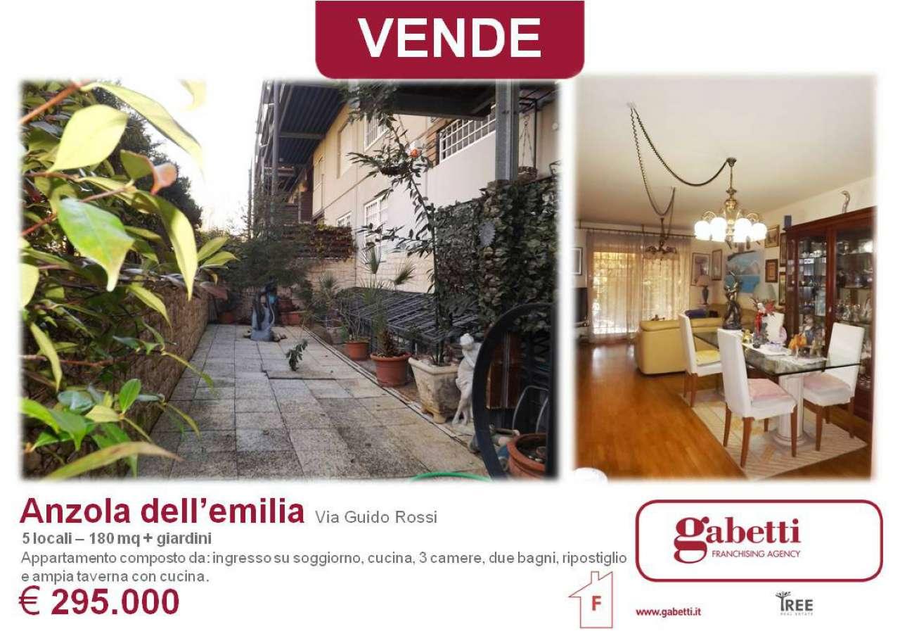 Appartamento in vendita a Anzola dell'Emilia, 4 locali, prezzo € 295.000 | CambioCasa.it
