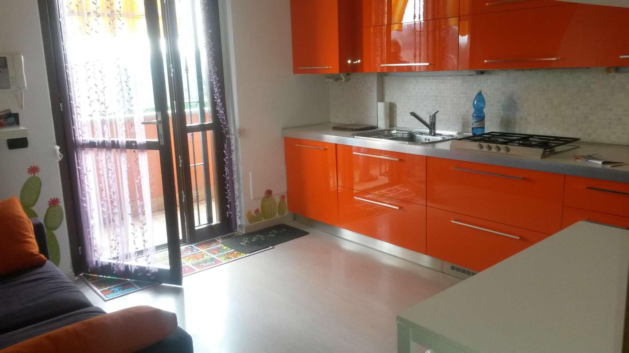 Appartamento in buone condizioni arredato in vendita Rif. 5046648