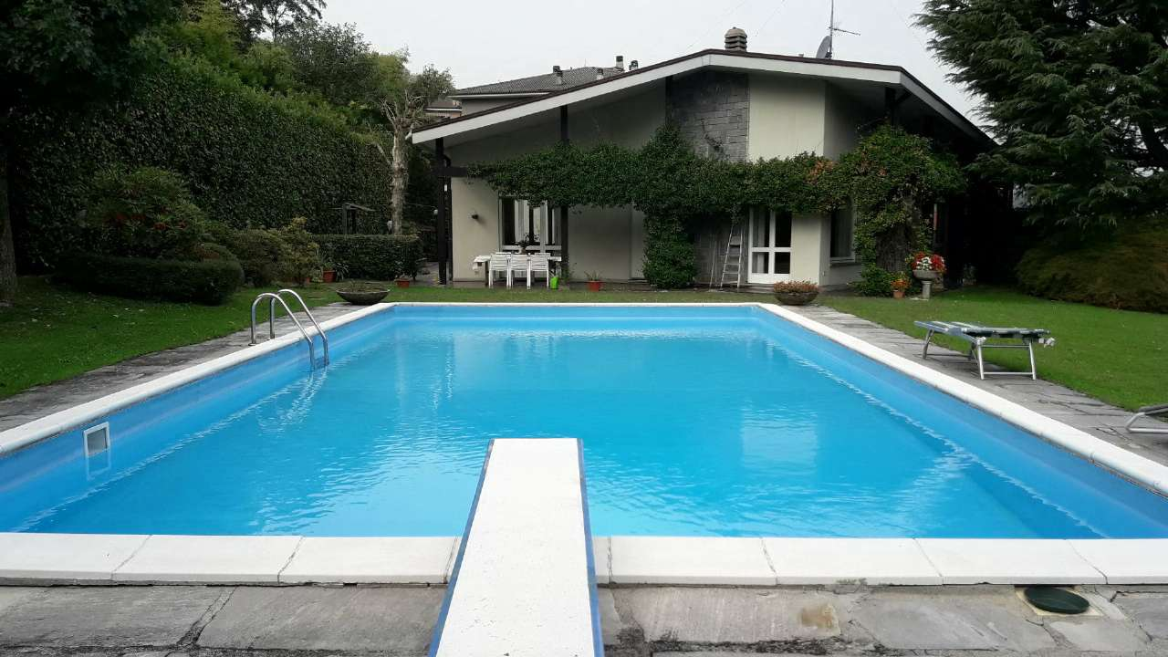 Villa In Vendita A Como Zona 9 Monte Olimpino Sagnino Tavernola