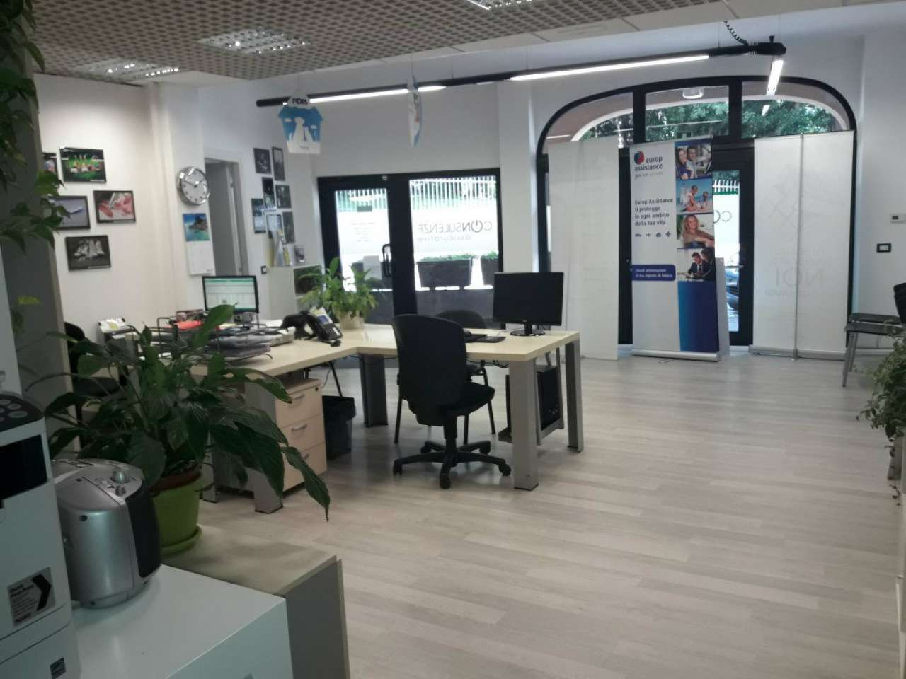 Ufficio / Studio in affitto a Olgiate Comasco, 5 locali, prezzo € 1.200 | CambioCasa.it