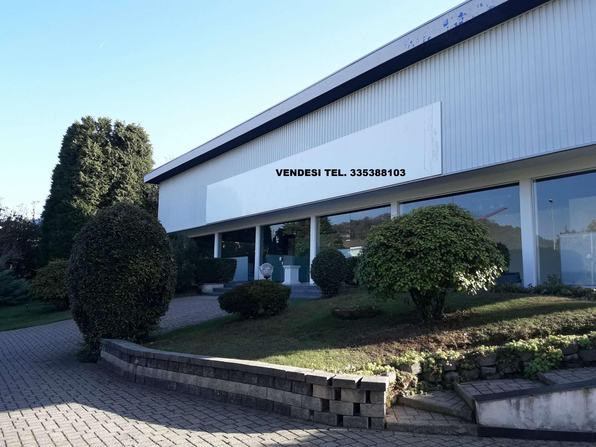 Negozio / Locale in Vendita a Olgiate Comasco