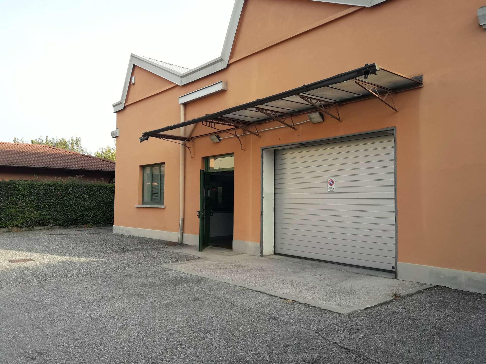 Capannone in affitto a Bulgarograsso, 10 locali, prezzo € 70.000 | CambioCasa.it