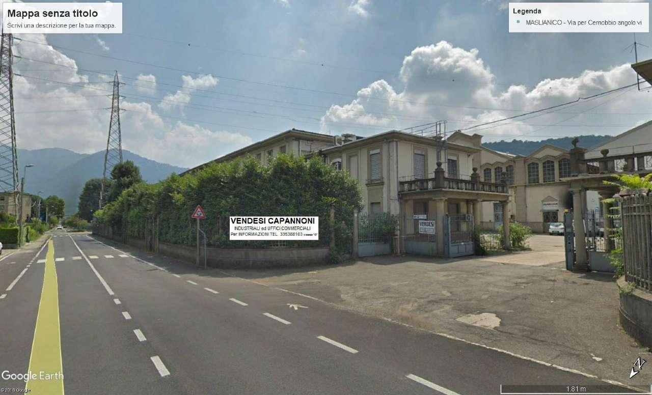 Capannone in vendita a Como, 10 locali, zona Zona: 9 . Monte Olimpino - Sagnino - Tavernola, prezzo € 7.700.000 | CambioCasa.it