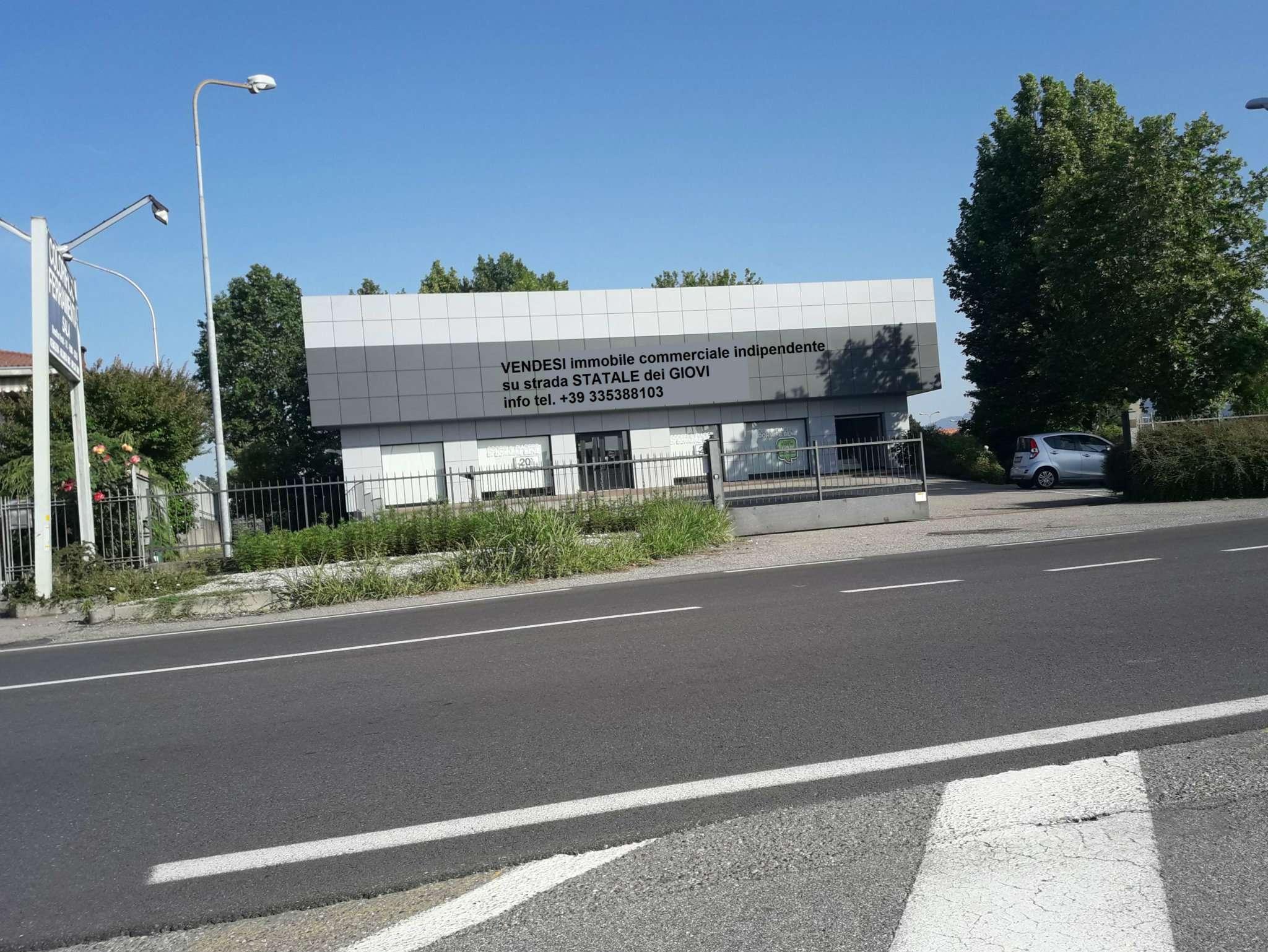 Negozio / Locale in vendita a Como, 8 locali, zona Zona: 7 . Breccia - Camerlata - Rebbio, prezzo € 1.190.000 | CambioCasa.it