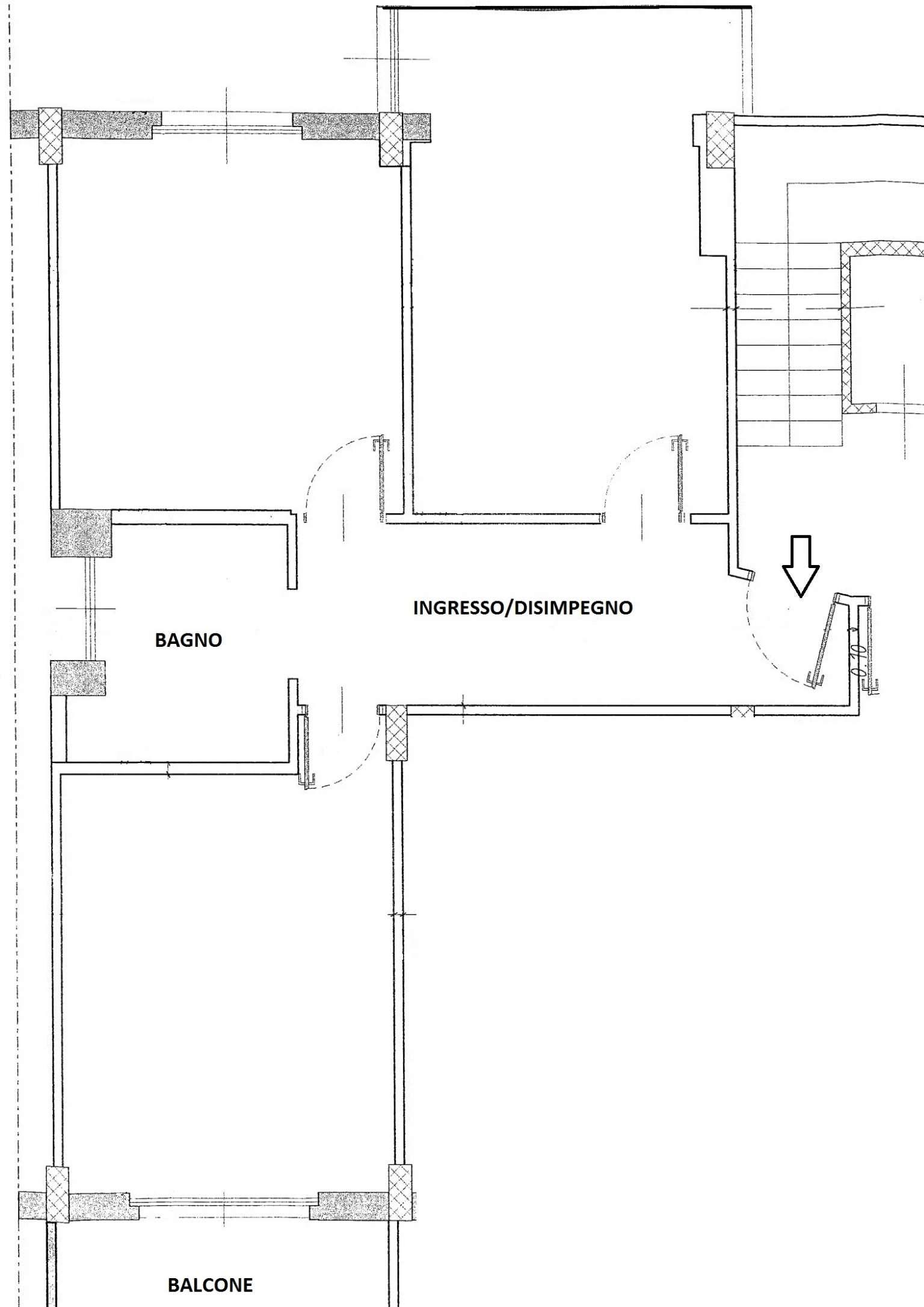 Ufficio / Studio in vendita a Sondrio, 3 locali, prezzo € 140.000 | CambioCasa.it