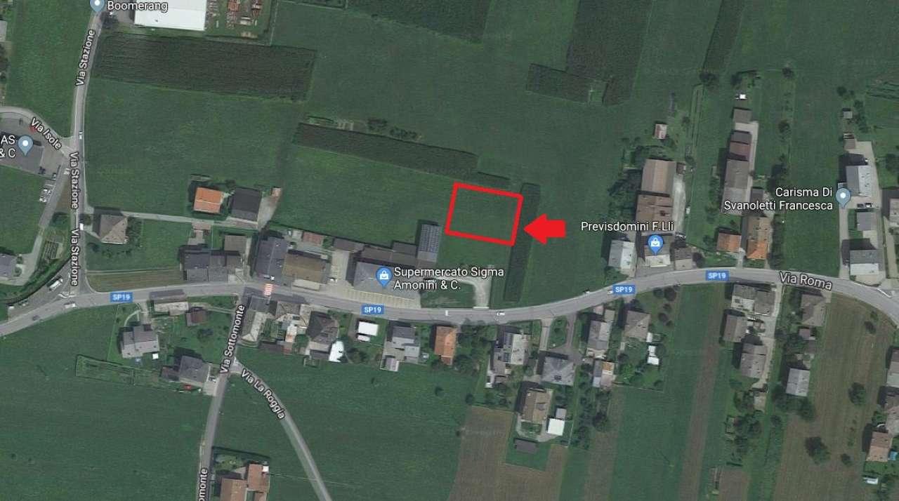 Terreno Edificabile Residenziale in vendita a Piateda, 9999 locali, Trattative riservate | PortaleAgenzieImmobiliari.it
