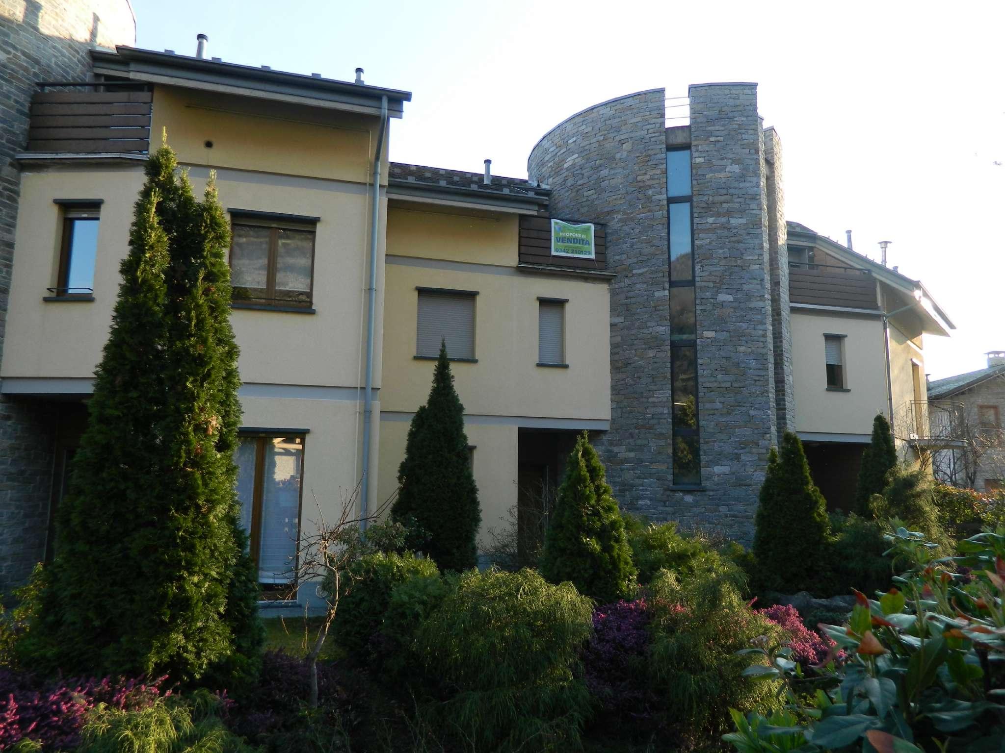 Villa a Schiera in vendita a Poggiridenti, 9999 locali, prezzo € 195.000 | PortaleAgenzieImmobiliari.it