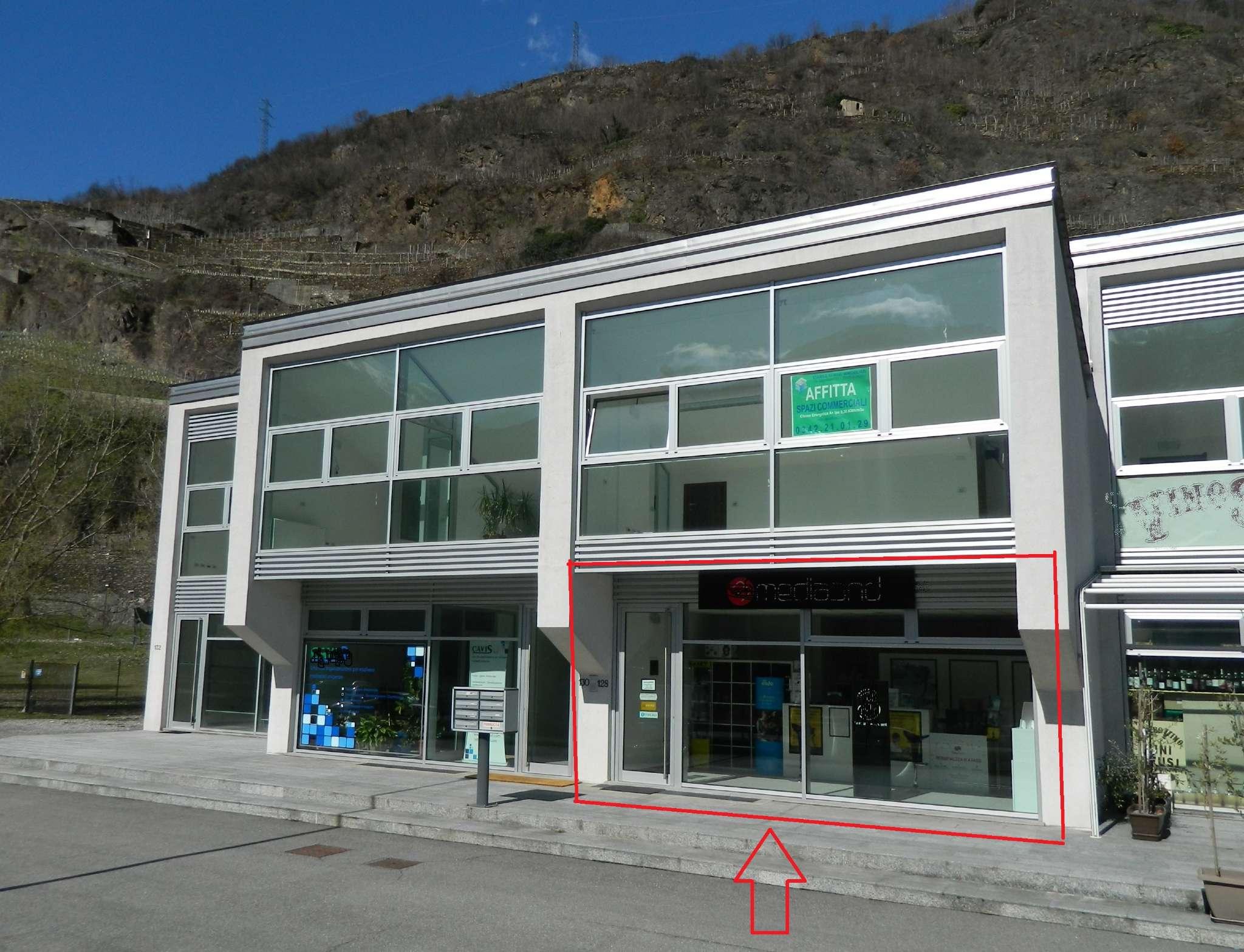 Negozio / Locale in affitto a Sondrio, 1 locali, prezzo € 400 | PortaleAgenzieImmobiliari.it