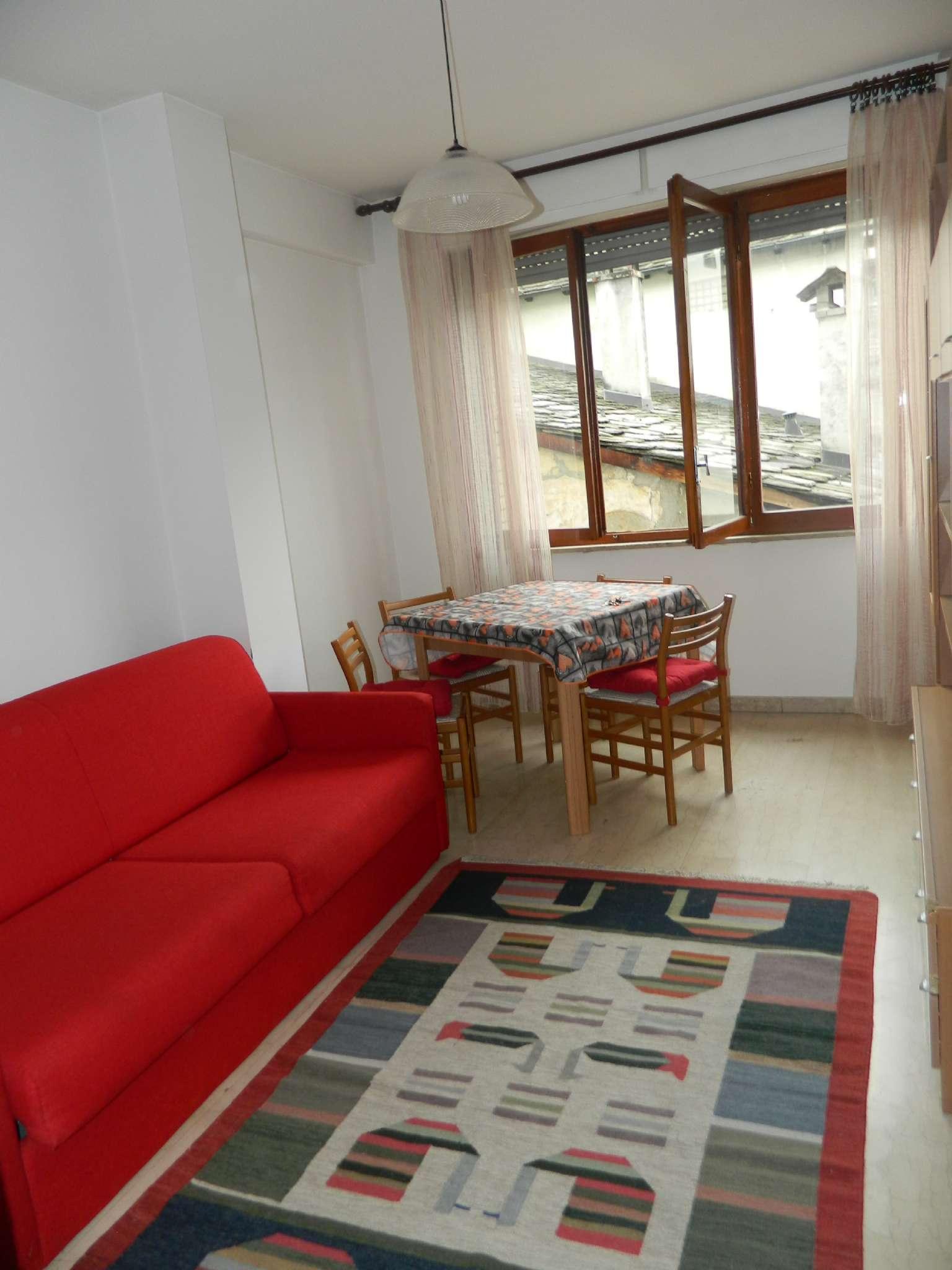 Appartamento in affitto a Sondrio, 1 locali, prezzo € 260 | CambioCasa.it