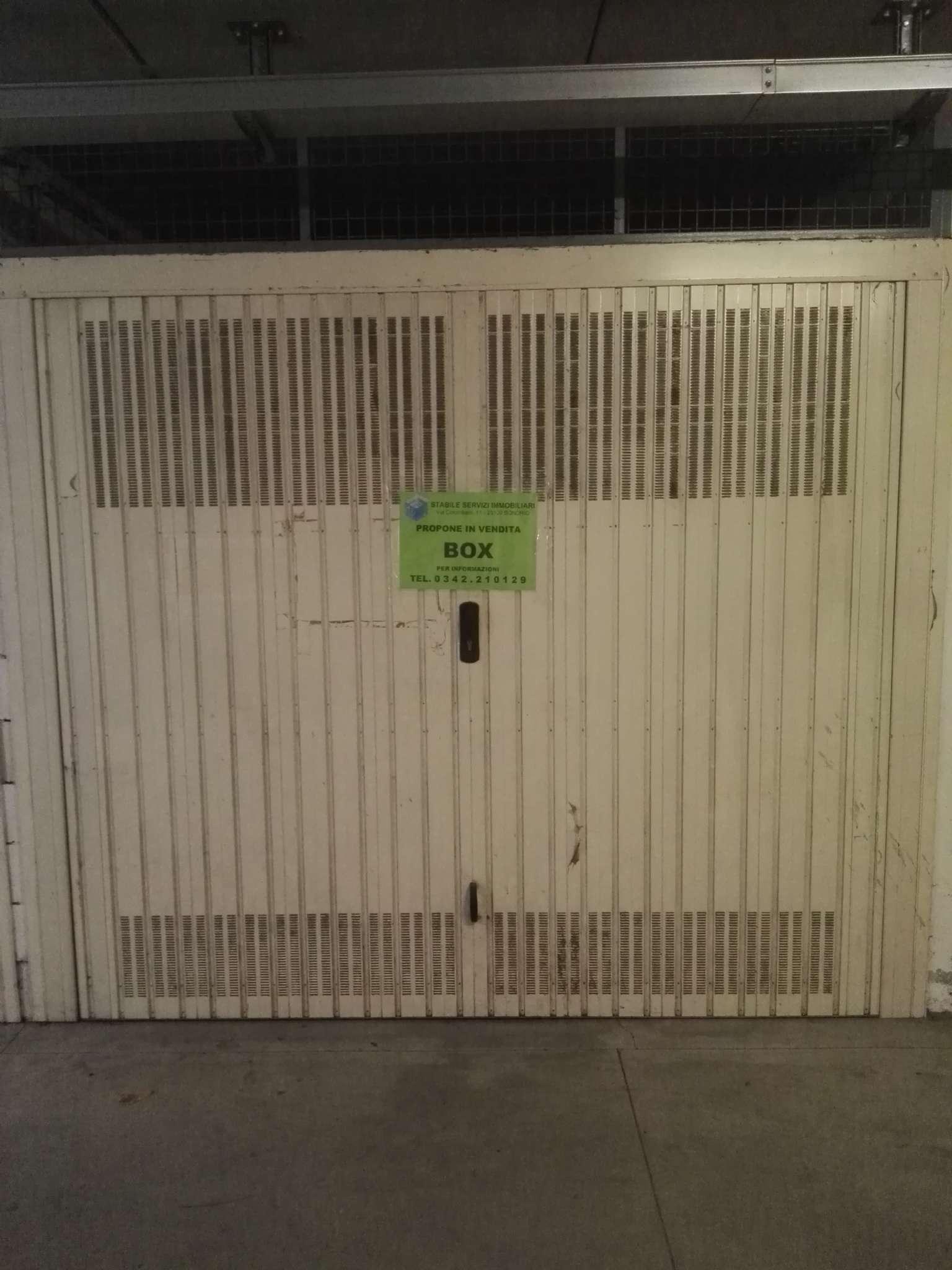 Box / Garage in vendita a Sondrio, 1 locali, prezzo € 23.000 | CambioCasa.it