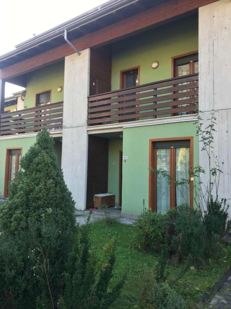 Villa a Schiera in vendita a Poggiridenti, 5 locali, prezzo € 265.000 | PortaleAgenzieImmobiliari.it