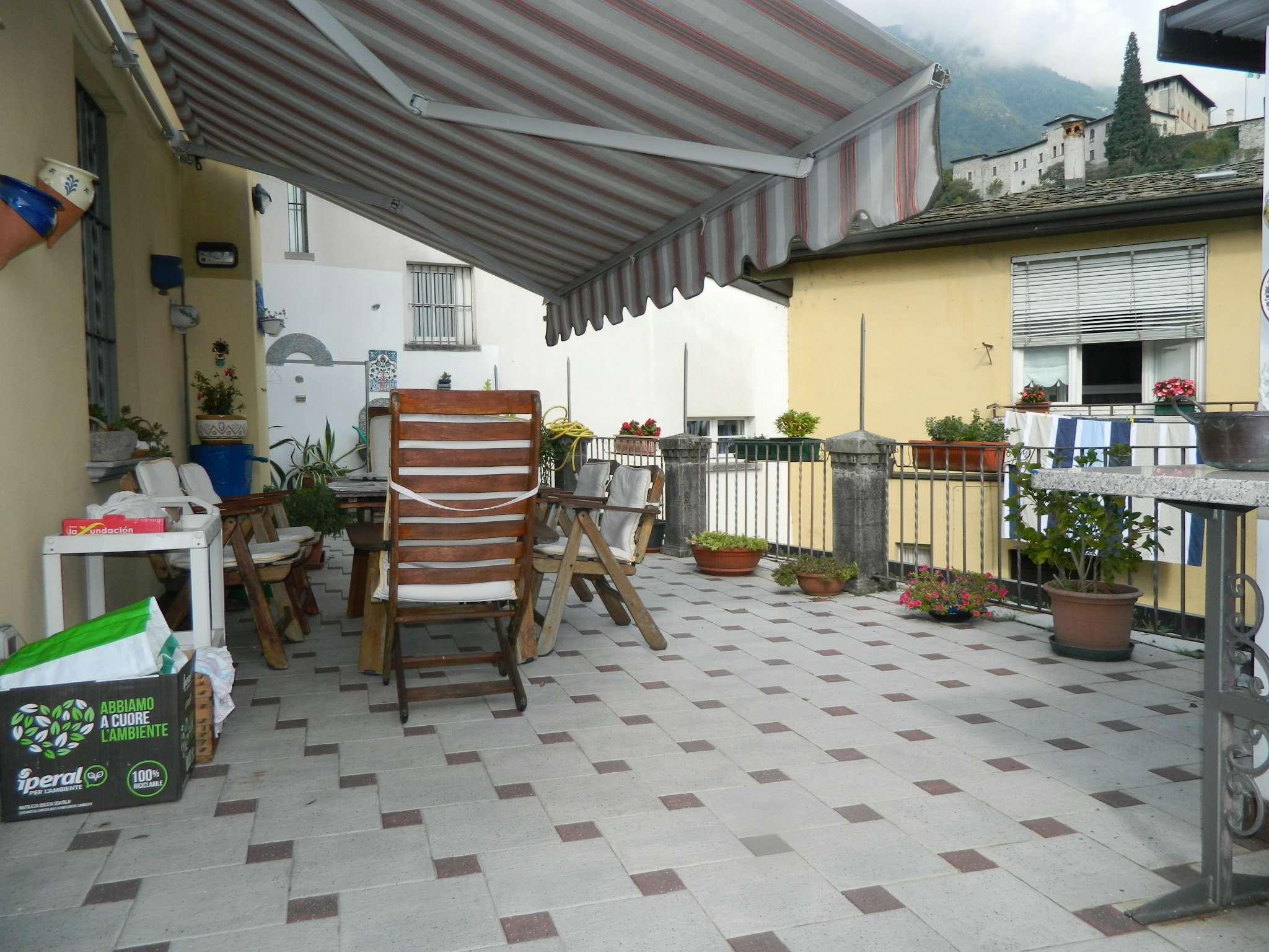 Attico / Mansarda in vendita a Sondrio, 4 locali, Trattative riservate   PortaleAgenzieImmobiliari.it