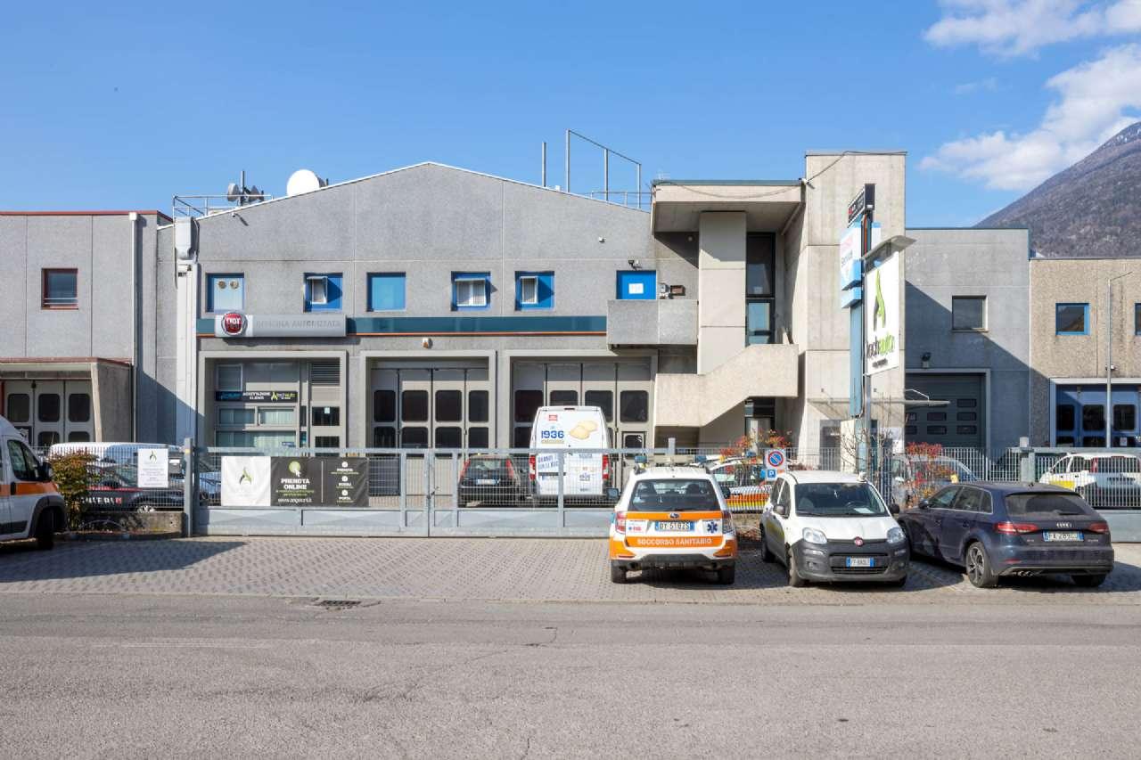 Capannone in vendita a Sondrio, 9999 locali, Trattative riservate | PortaleAgenzieImmobiliari.it