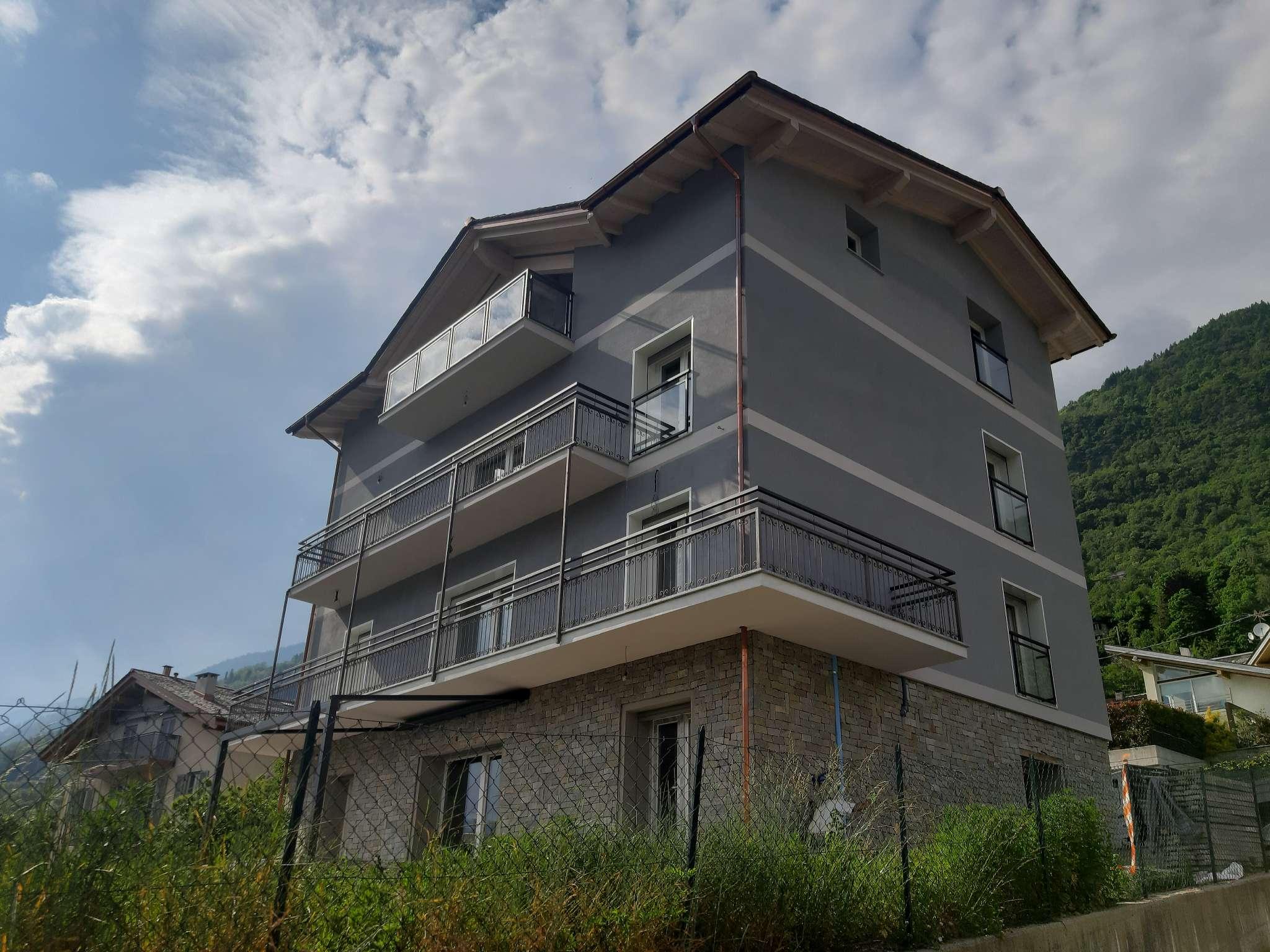 Appartamento in vendita a Tresivio, 4 locali, prezzo € 260.000   PortaleAgenzieImmobiliari.it