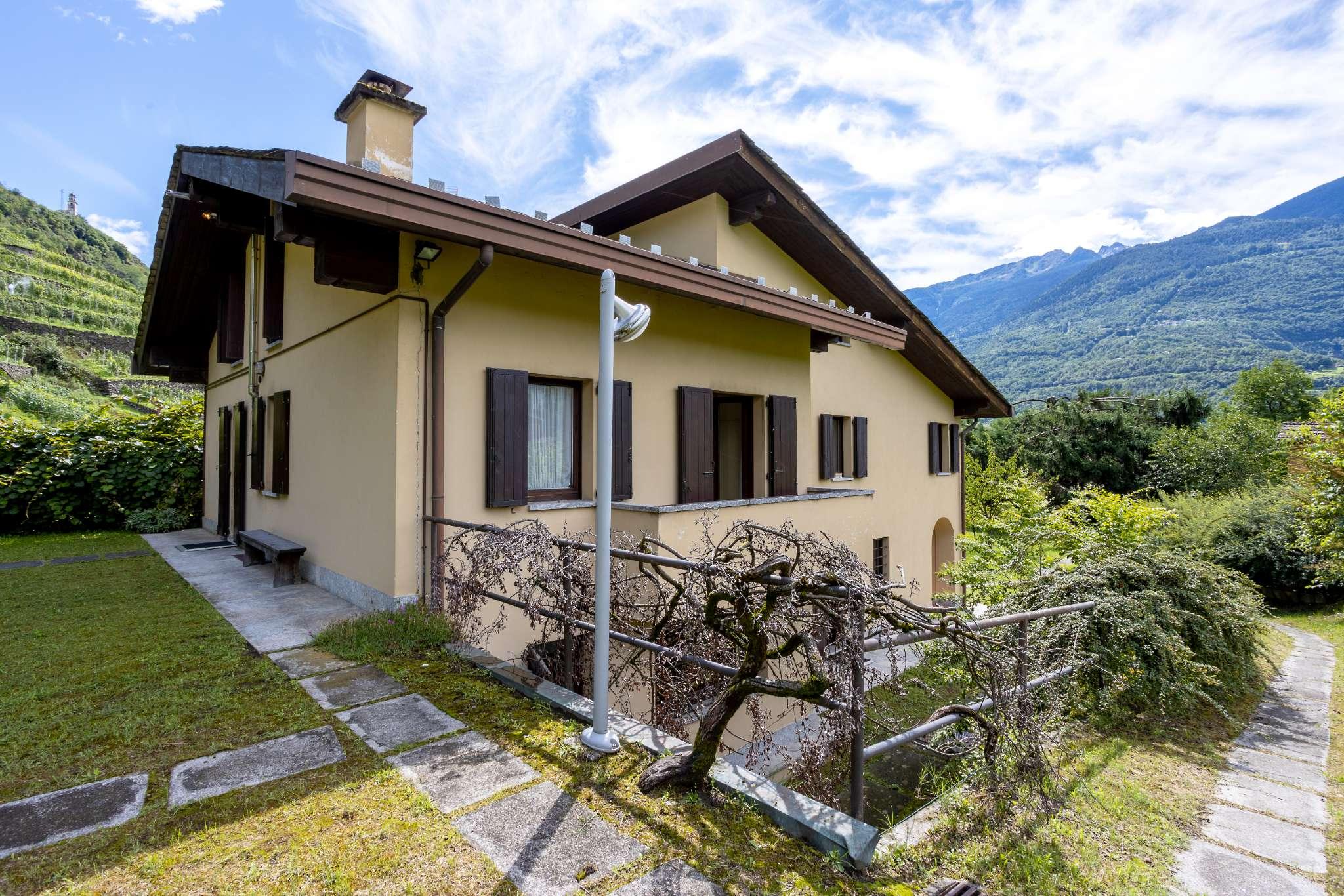 Soluzione Indipendente in Vendita a Montagna in Valtellina