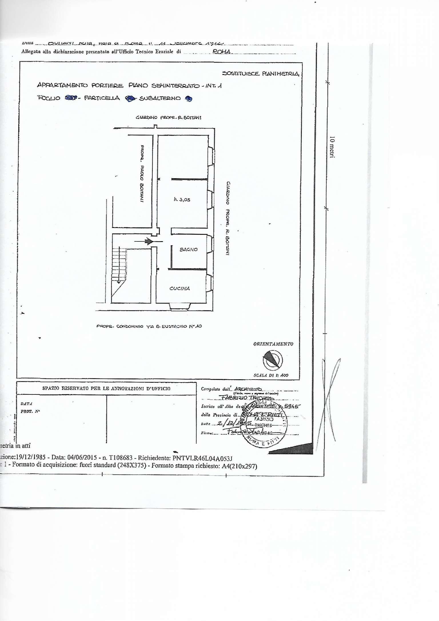 Appartamento in vendita a Roma, 3 locali, zona Zona: 3 . Trieste - Somalia - Salario, prezzo € 180.000 | CambioCasa.it