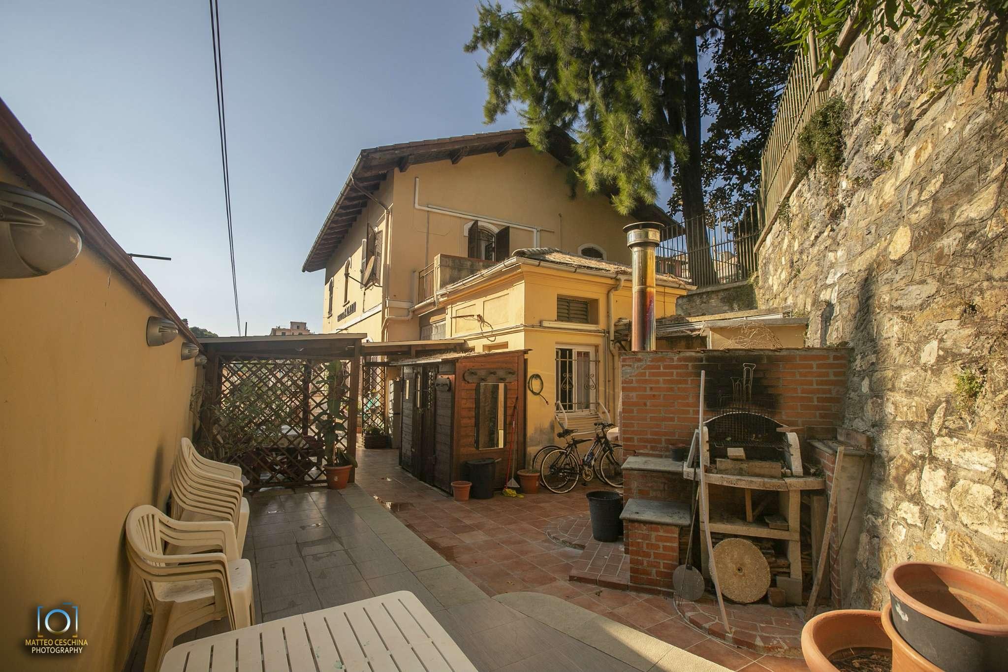 Porzione di casa in ottime condizioni arredato in vendita Rif. 8887274