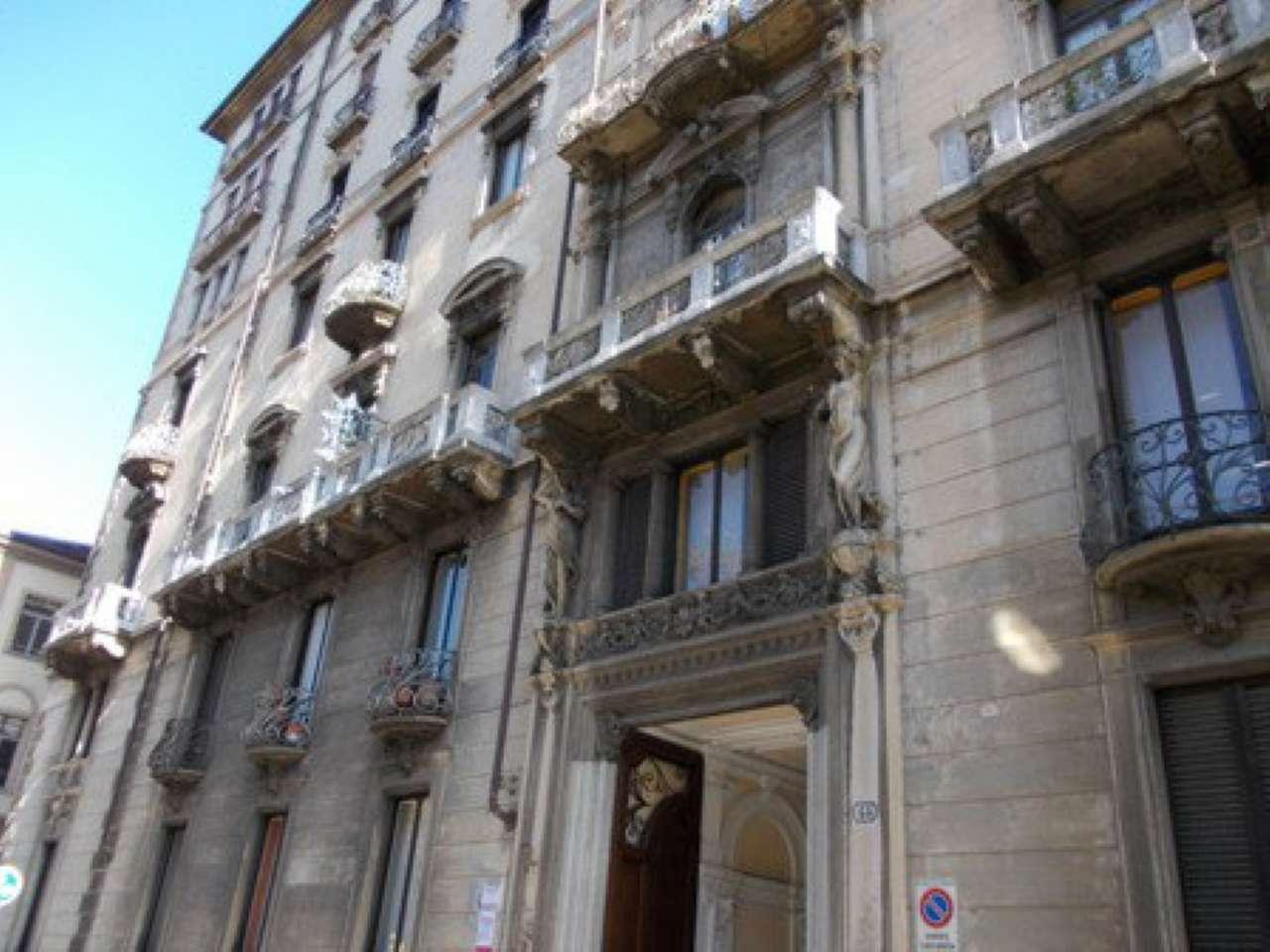 Appartamento in affitto Zona Crocetta, San Secondo - corso Re Umberto 45 Torino