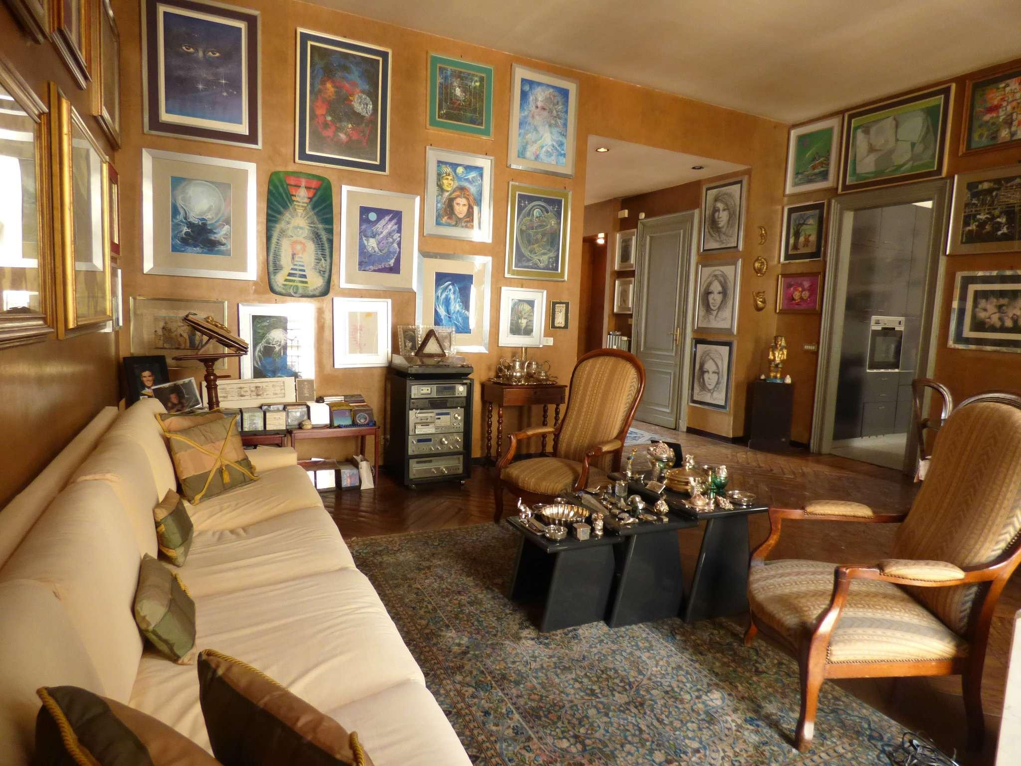 Appartamento in vendita Zona Crocetta, San Secondo - Via Pastrengo 17 Torino