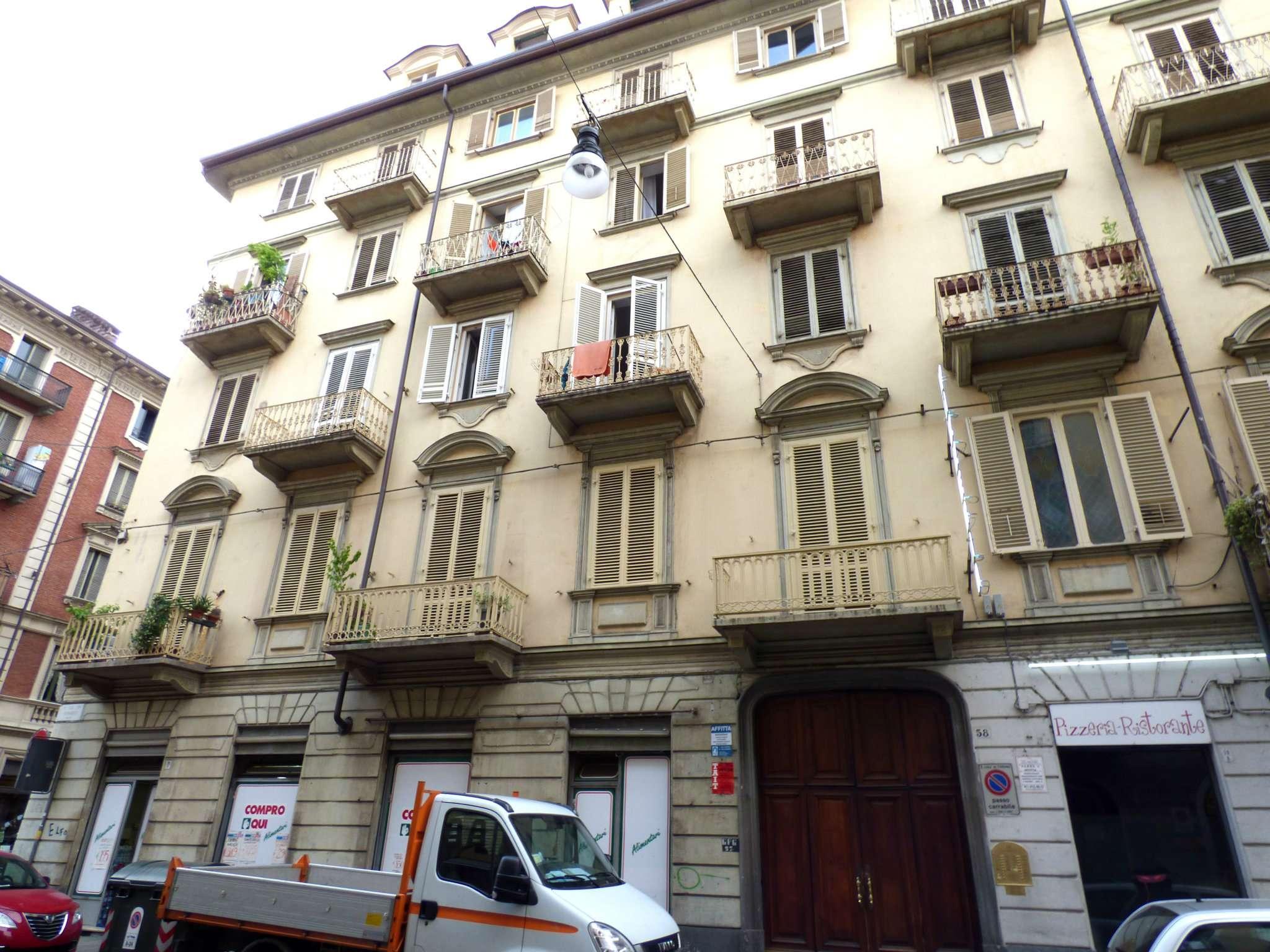 Attico/Mansarda in affitto Zona Crocetta, San Secondo - via Gioberti 58 Torino