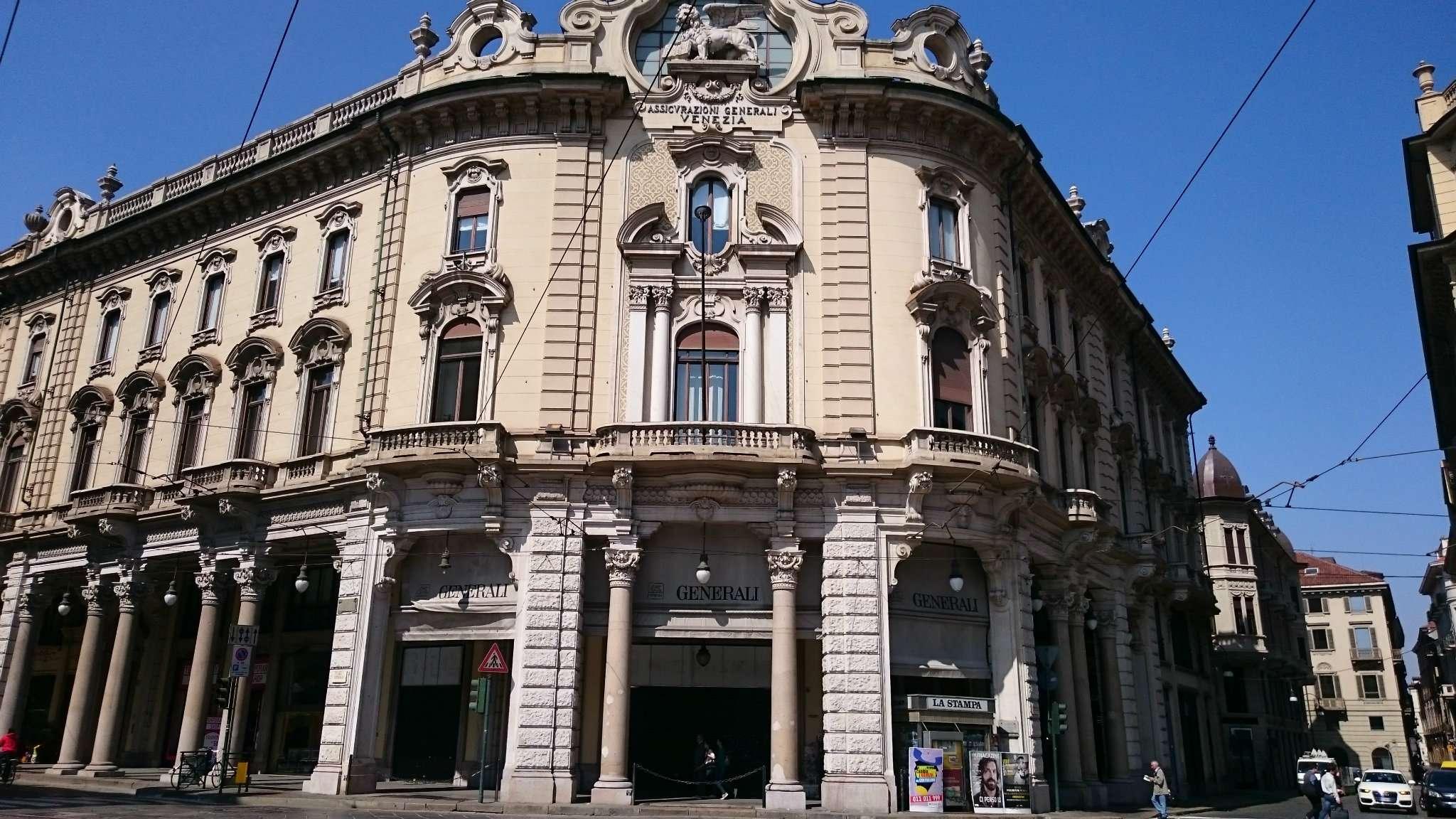 Negozio in affitto Zona Centro - via Cernaia 2 Torino