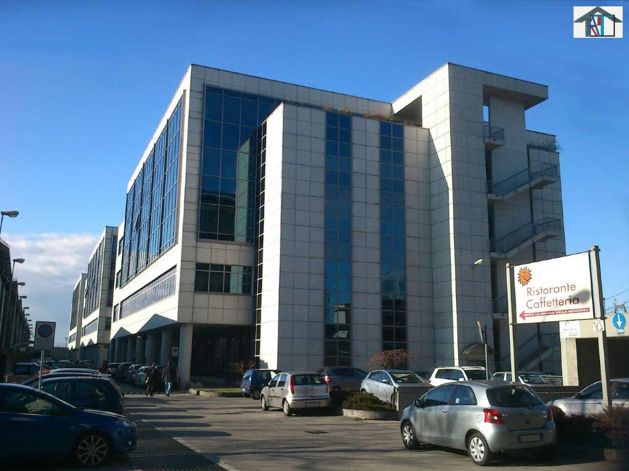 Ufficio mq 490 diviso con pareti attrezzate Rif. 7759645
