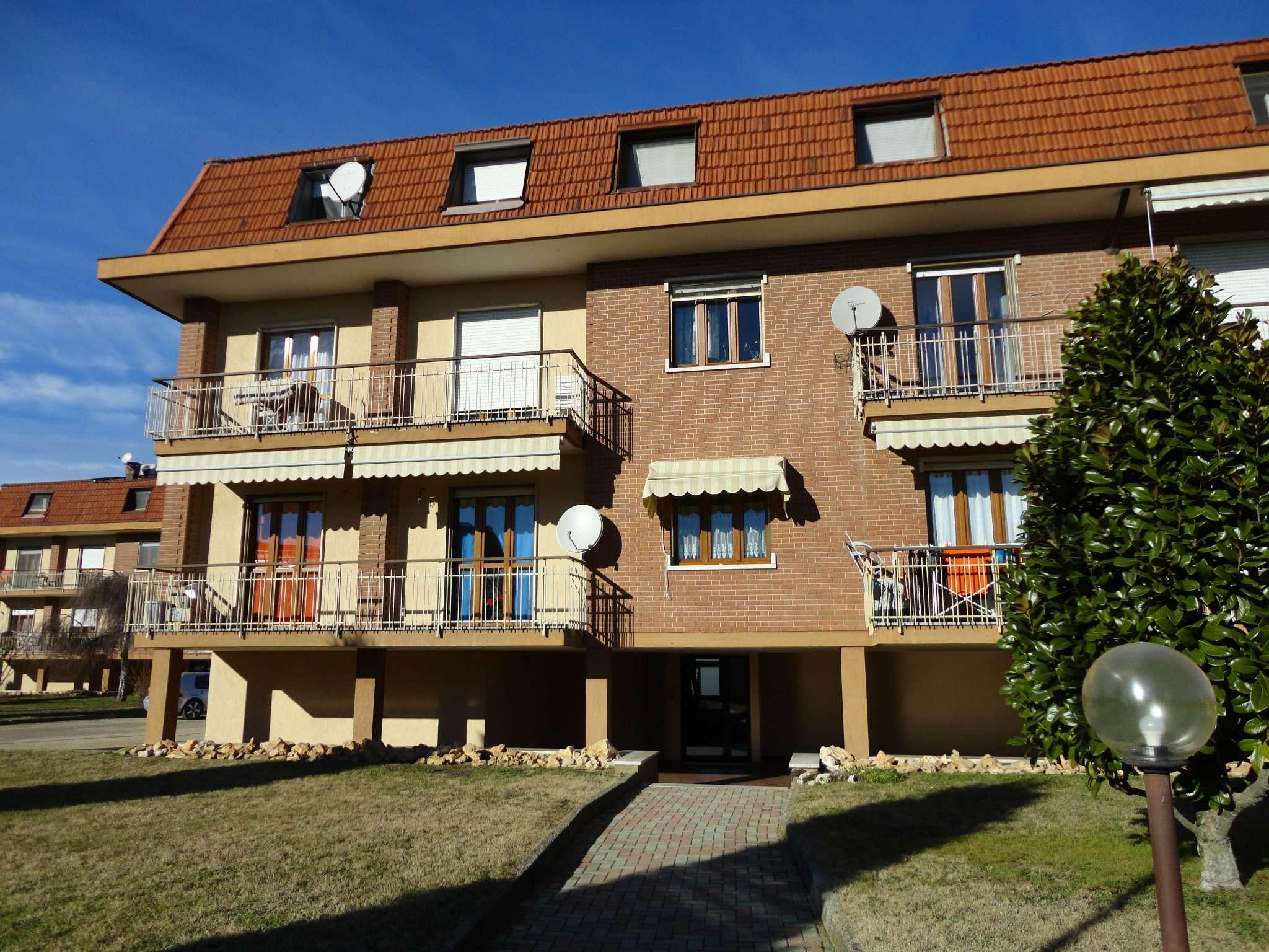 Appartamento in vendita a Santena, 3 locali, prezzo € 80.000 | PortaleAgenzieImmobiliari.it