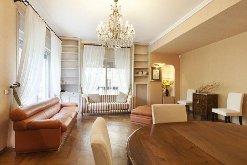 Appartamento in affitto a Roma, 4 locali, zona Zona: 4 . Nomentano, Bologna, Policlinico, prezzo € 2.100 | CambioCasa.it