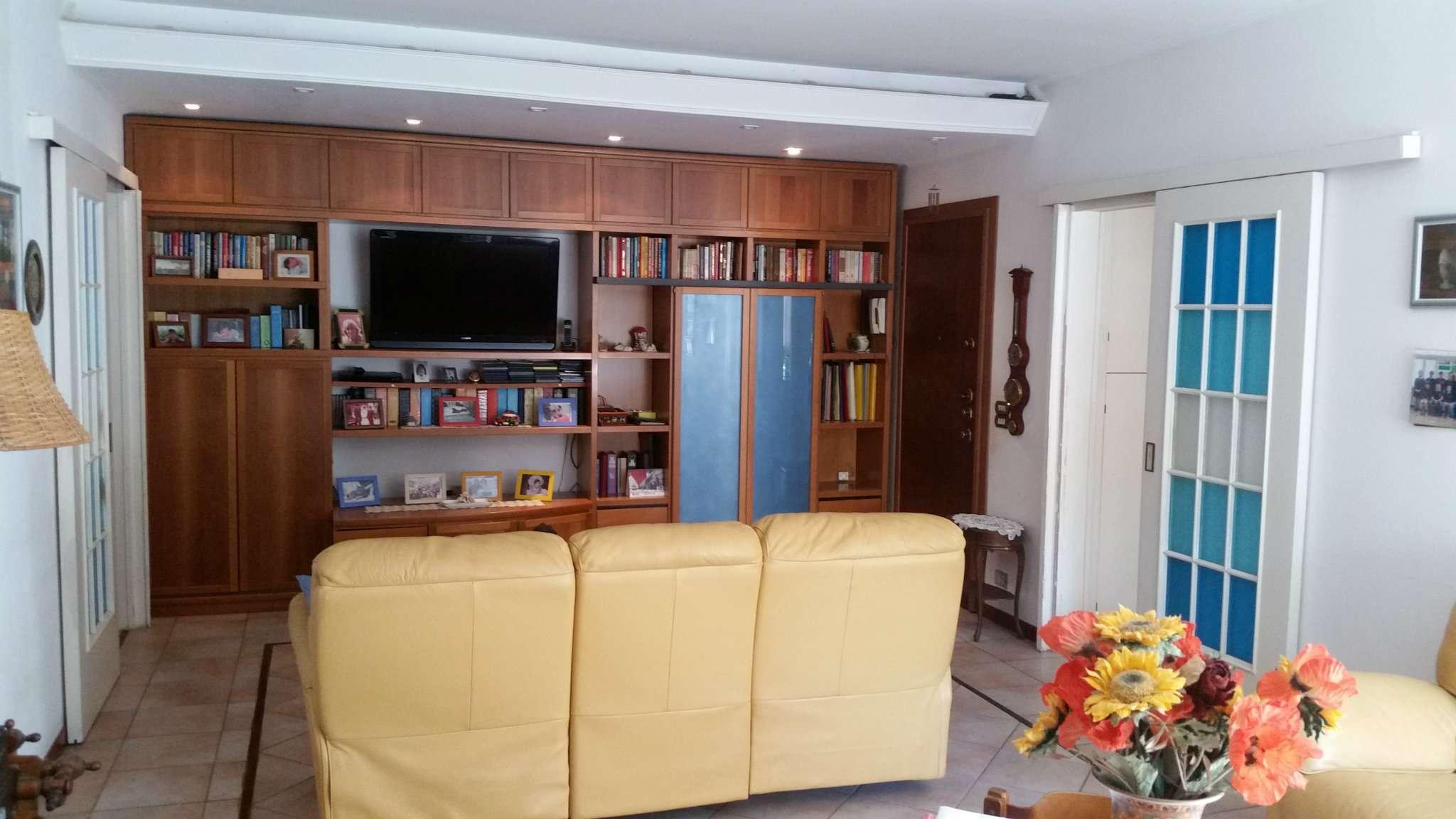 Appartamento genova vendita 105 mq riscaldamento - Appartamento con giardino genova ...