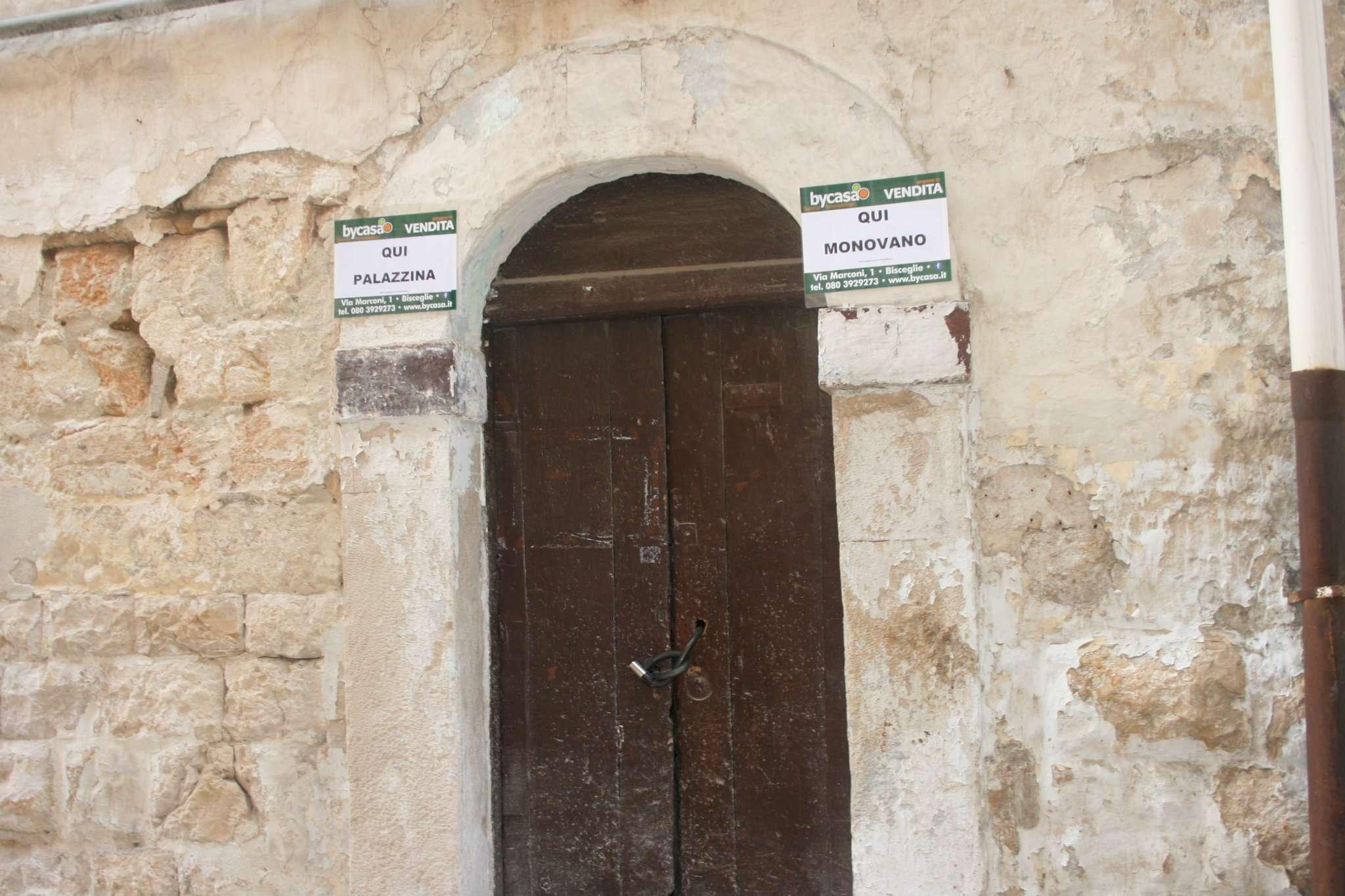 Appartamento in vendita a Bisceglie, 3 locali, prezzo € 58.000 | PortaleAgenzieImmobiliari.it
