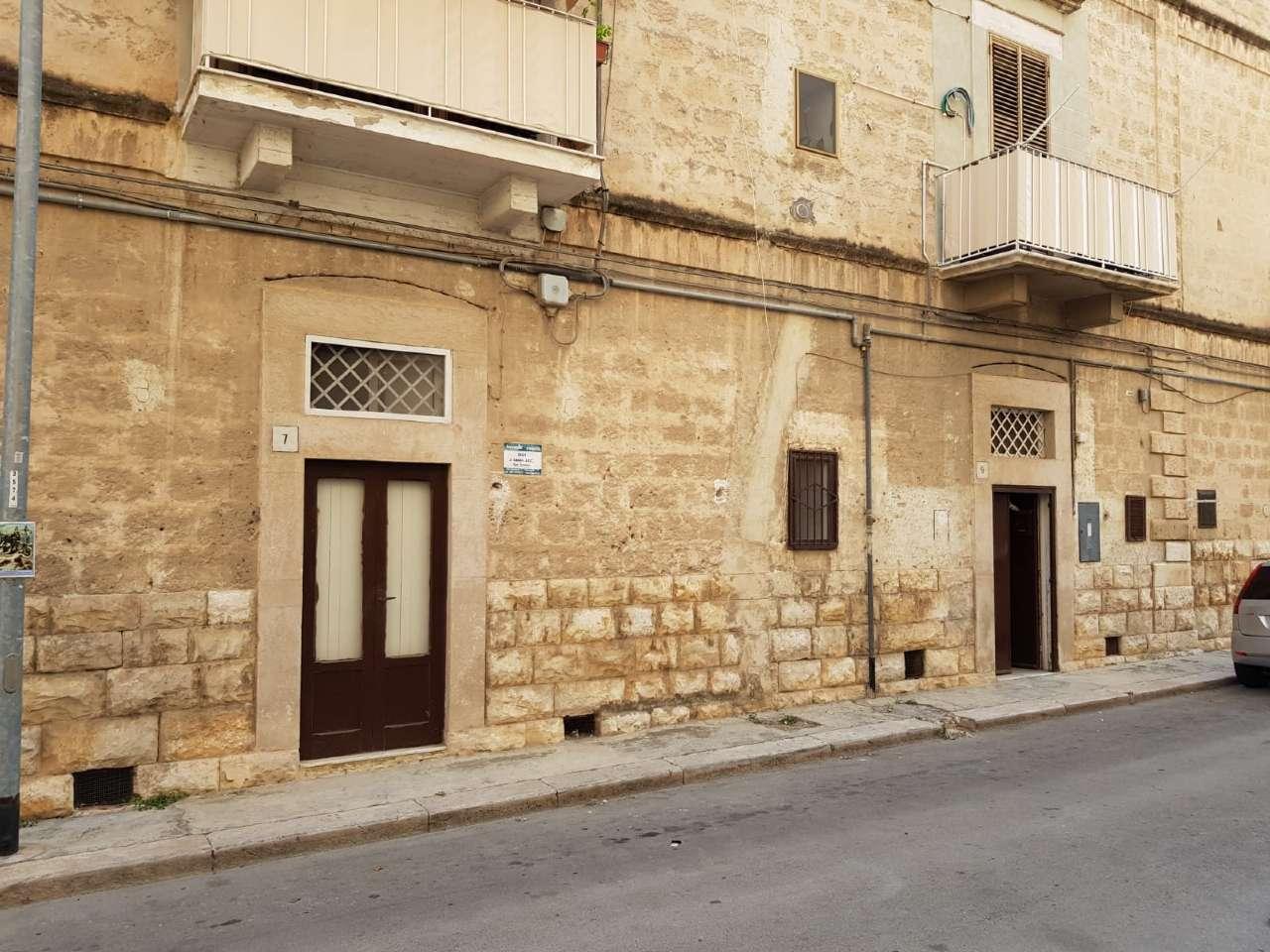Appartamento in vendita a Bisceglie, 2 locali, prezzo € 45.000   CambioCasa.it