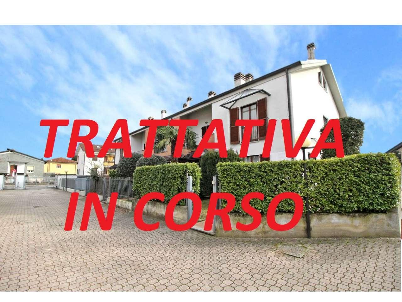Villa a Schiera in Vendita a Vimercate