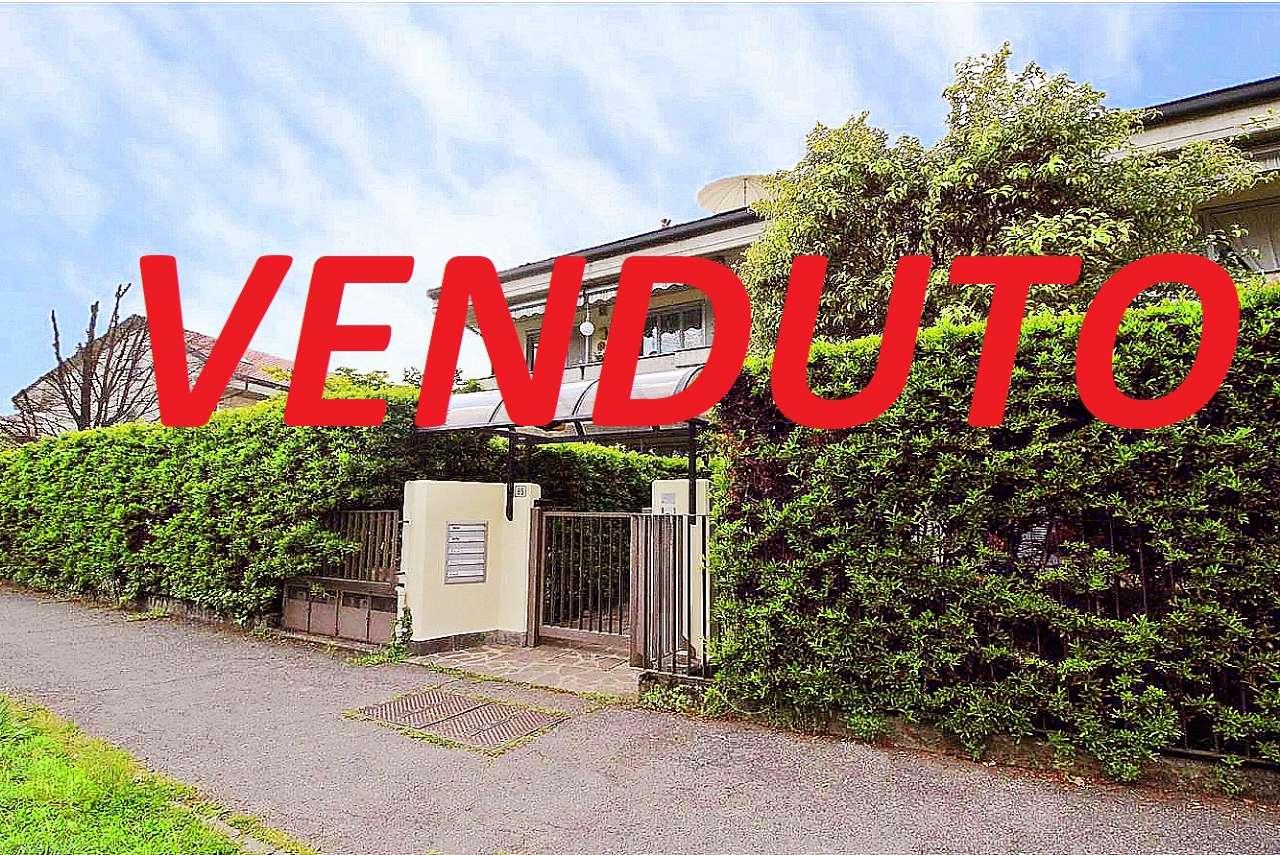 Appartamento in vendita a Vimercate, 3 locali, prezzo € 168.000 | CambioCasa.it