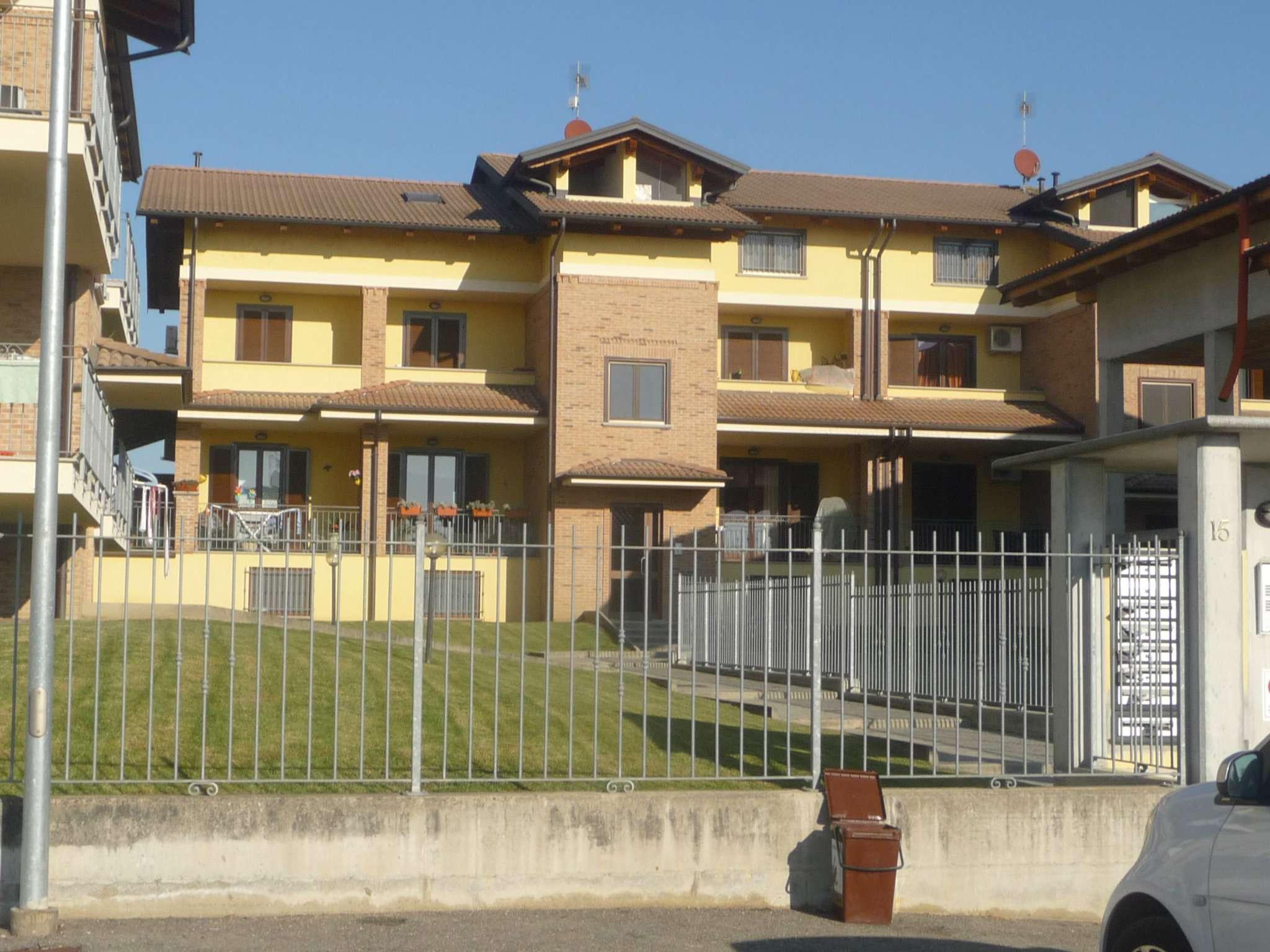 Appartamento su due livelli in nuova costruzione