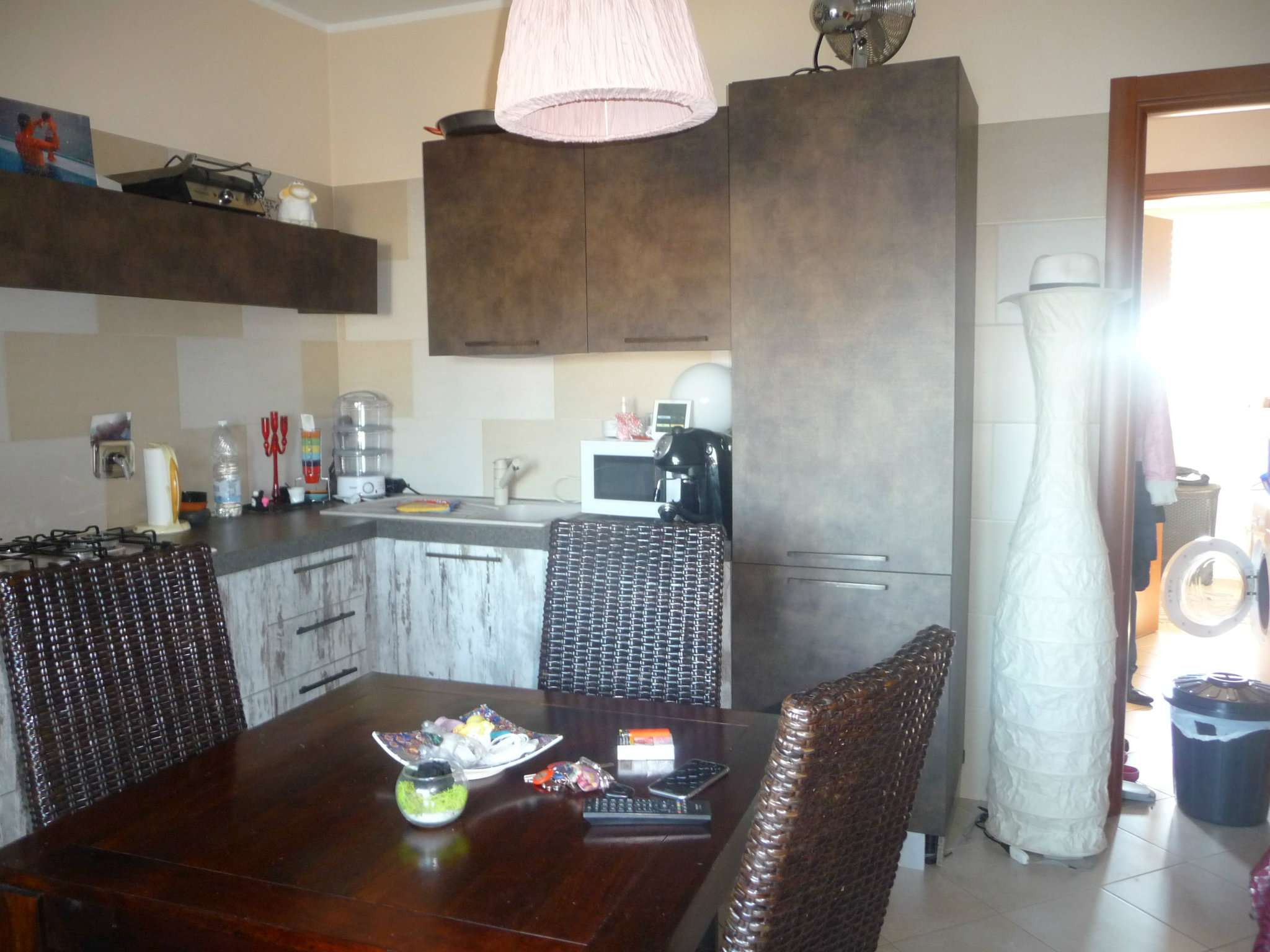 Appartamento parzialmente arredato in affitto Rif. 7484925