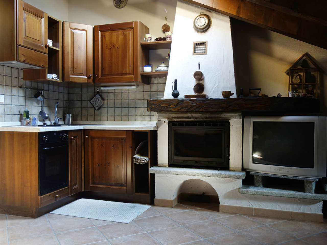 Attico / Mansarda in affitto a Morgex, 2 locali, Trattative riservate   CambioCasa.it
