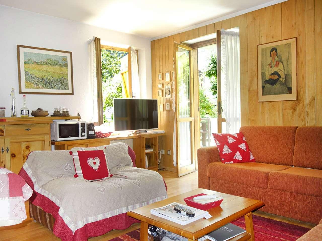 Appartamento in vendita a Morgex, 2 locali, prezzo € 185.000 | CambioCasa.it