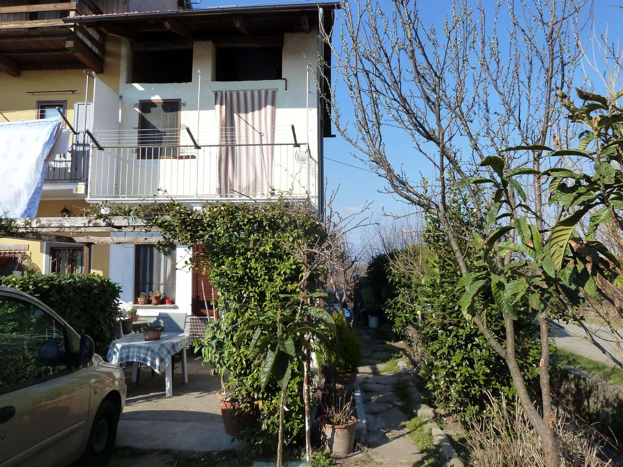 Soluzione Indipendente in vendita a Favria, 2 locali, prezzo € 60.000   CambioCasa.it