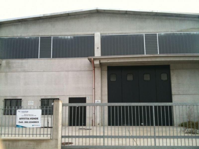 Capannone in vendita a La Loggia, 1 locali, prezzo € 400.000 | PortaleAgenzieImmobiliari.it